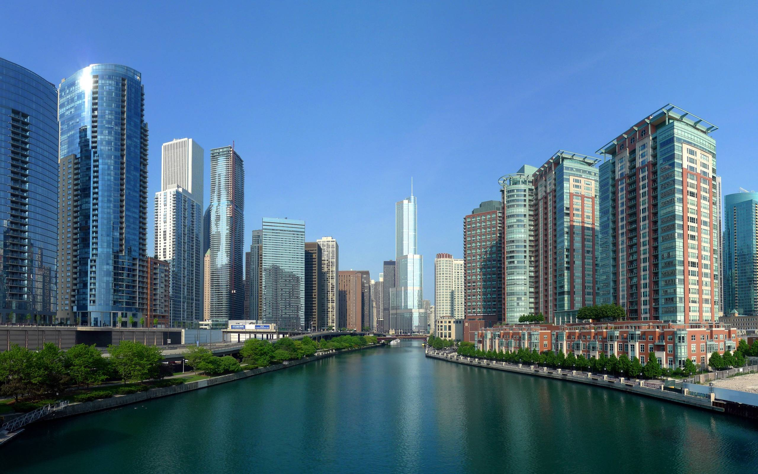 Chicago wallpaper | Cities wallpapers