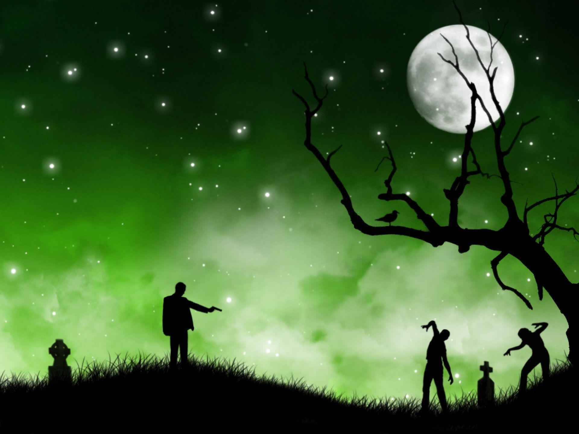 Zombie Artwork Wallpaper Cute Zombie Wallpapers...