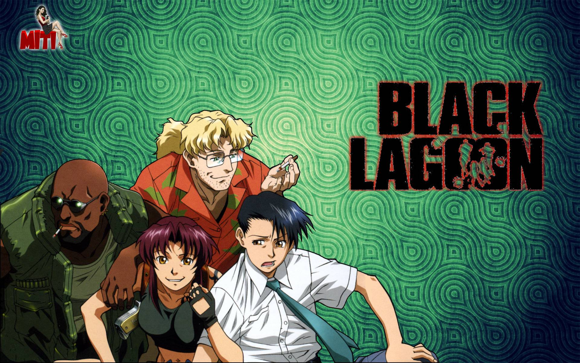 black lagoon wallpapers - wallpaper cave