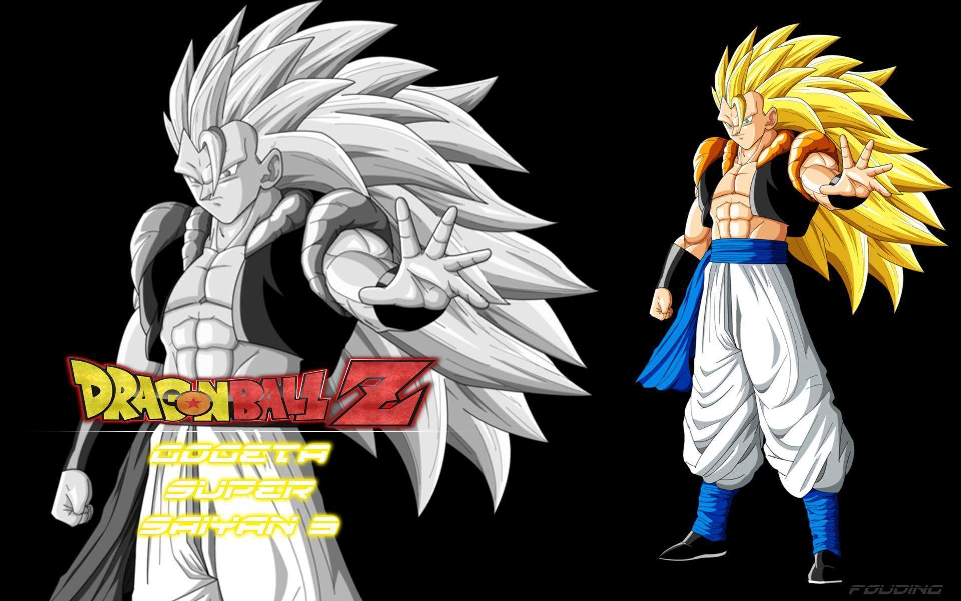 Images Of Gogeta Wallpaper 1 Calto