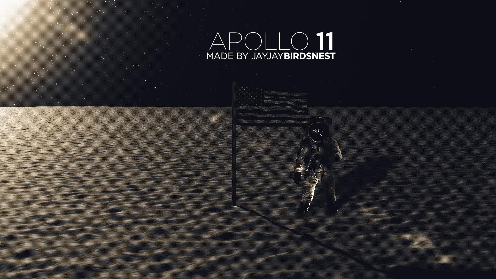 Fonds d&Apollo 11 : tous les wallpapers Apollo 11
