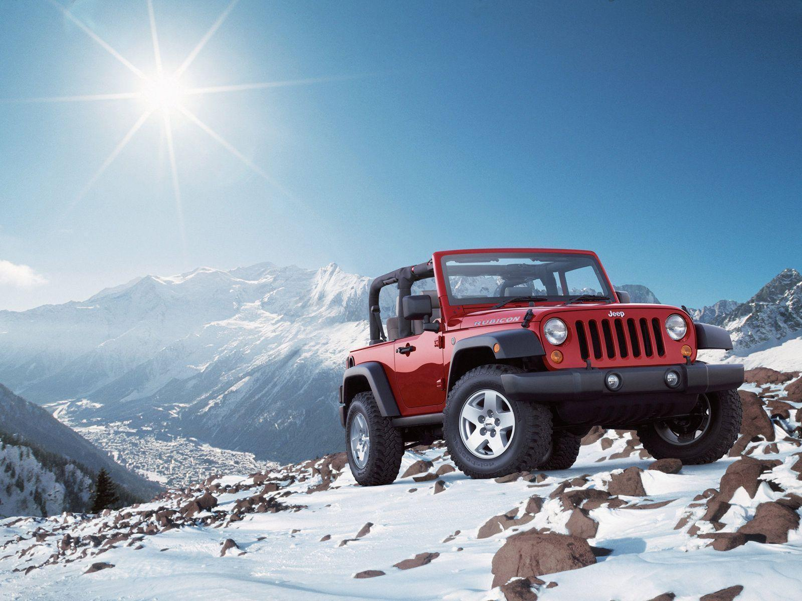 Jeep Wrangler Wallpaper  X