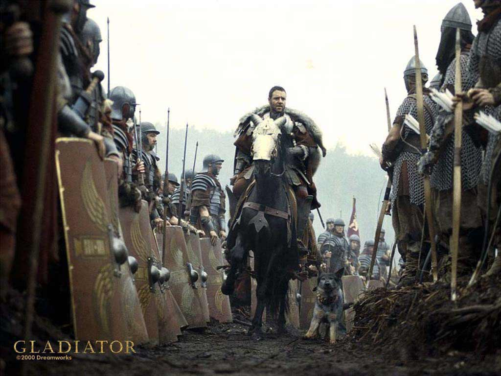 Download The Gladiator Wallpaper 1650x1050 | Wallpoper #