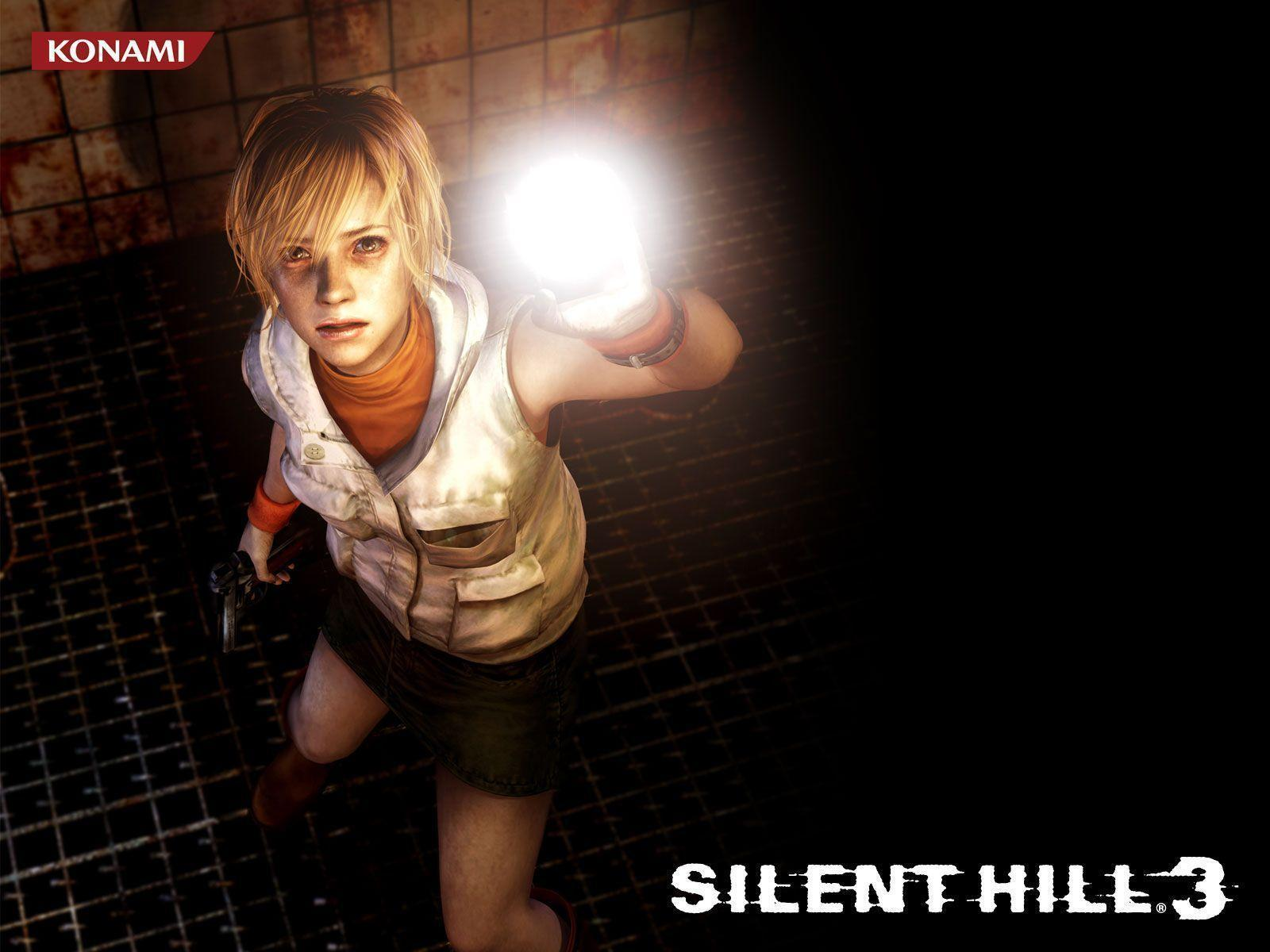 Silent Hill 3 Wallpapers Wallpaper Cave