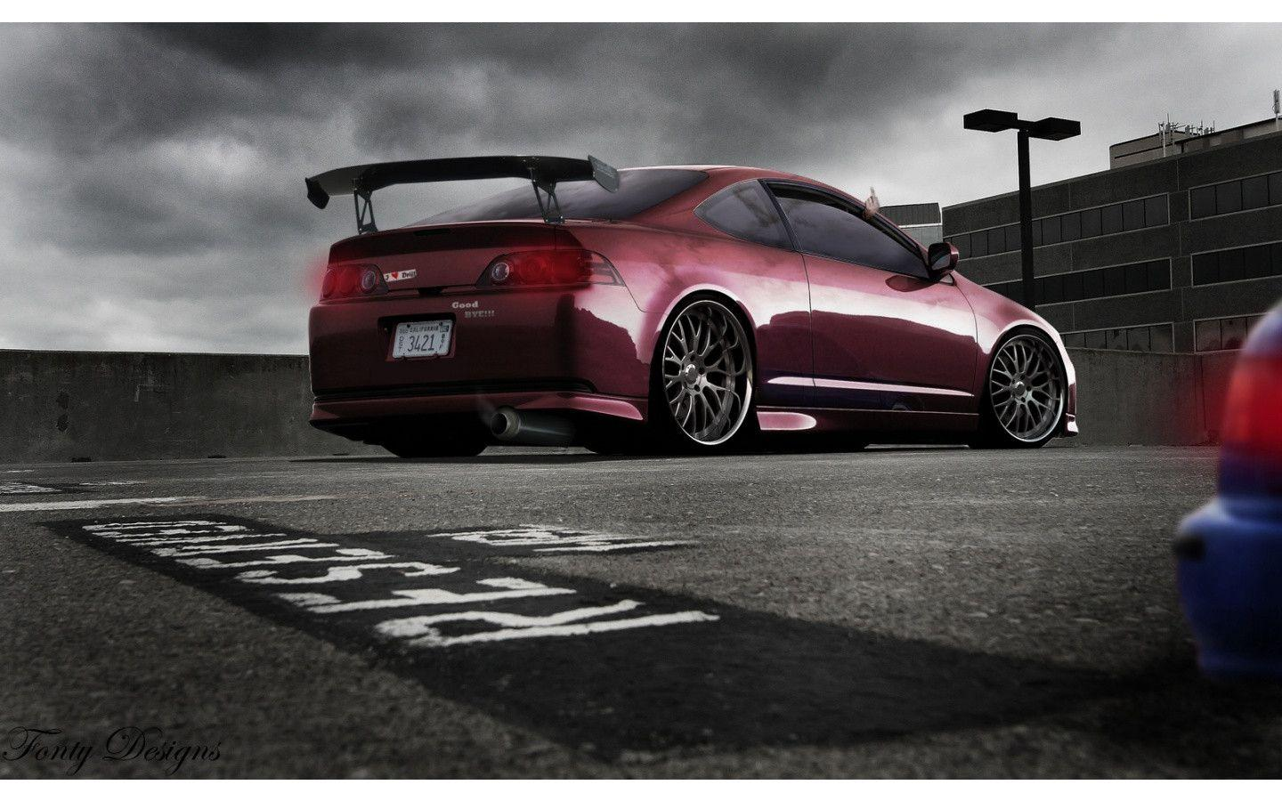 Acura Rsx Wallpapers Wallpaper Cave