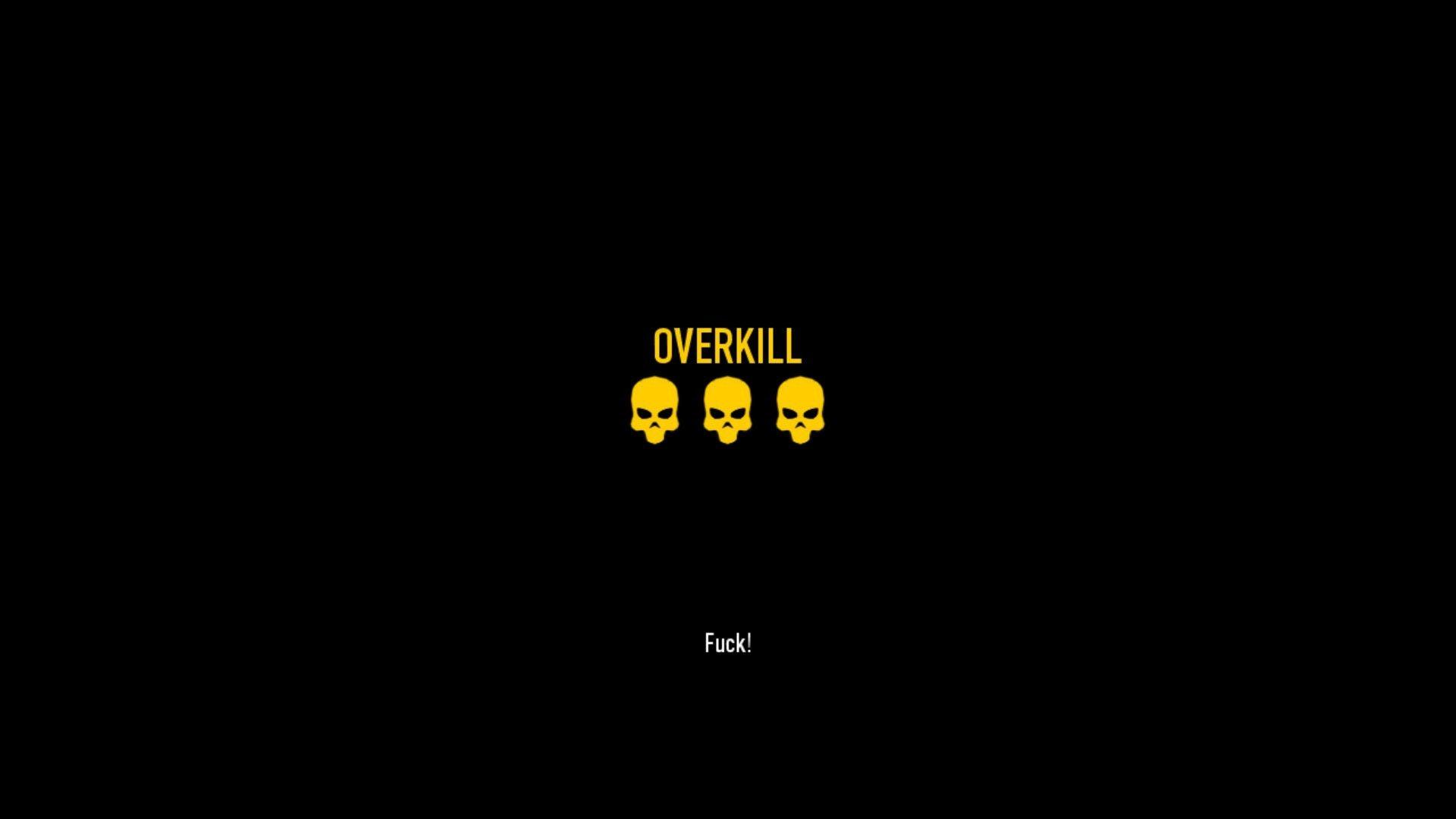 Wallpapers For > Overkill Wallpapers