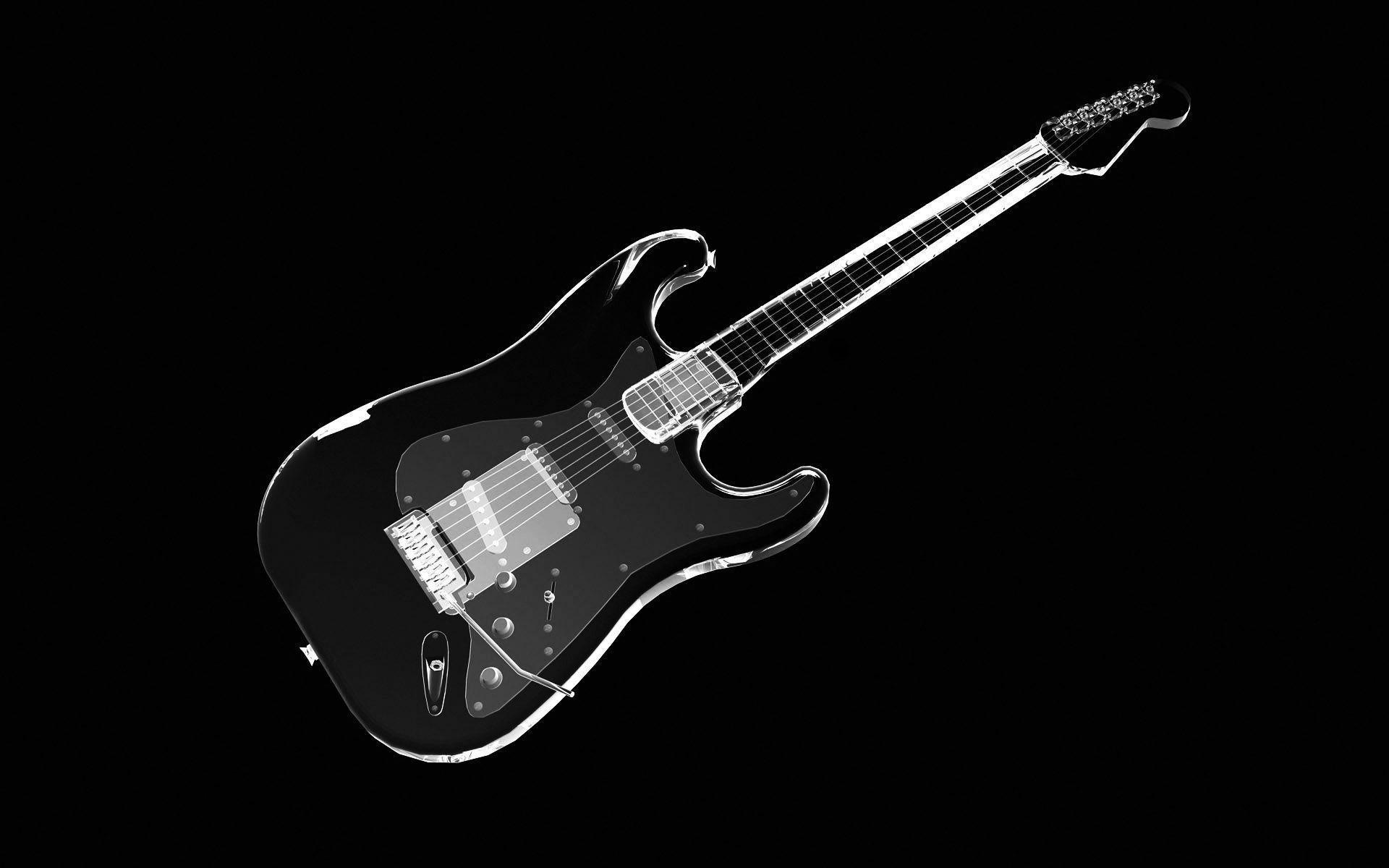 guitar black backgrounds wallpaper cave