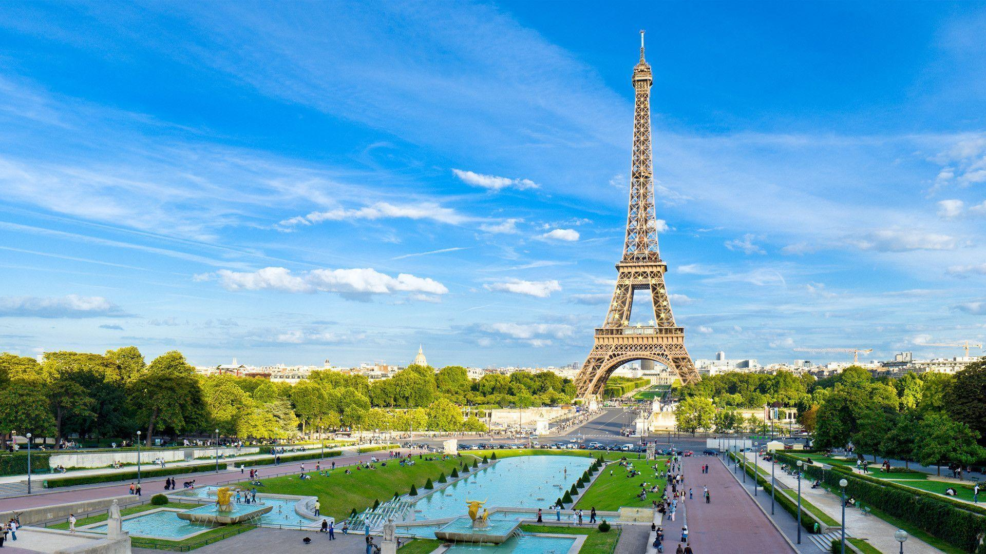 Wallpapers Awesome Paris Desktop