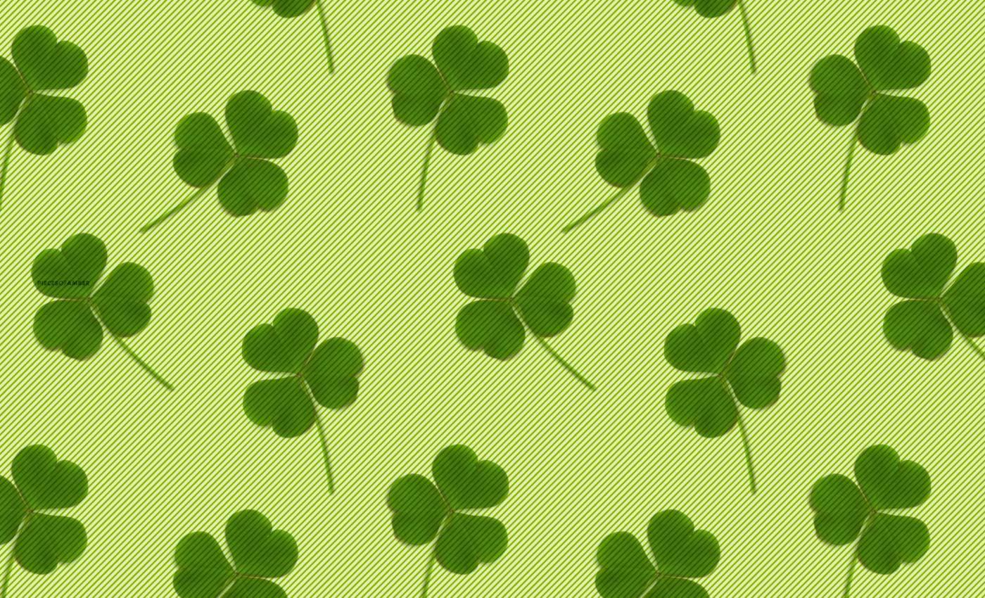 Shamrock Backgrounds  Wallpaper Cave