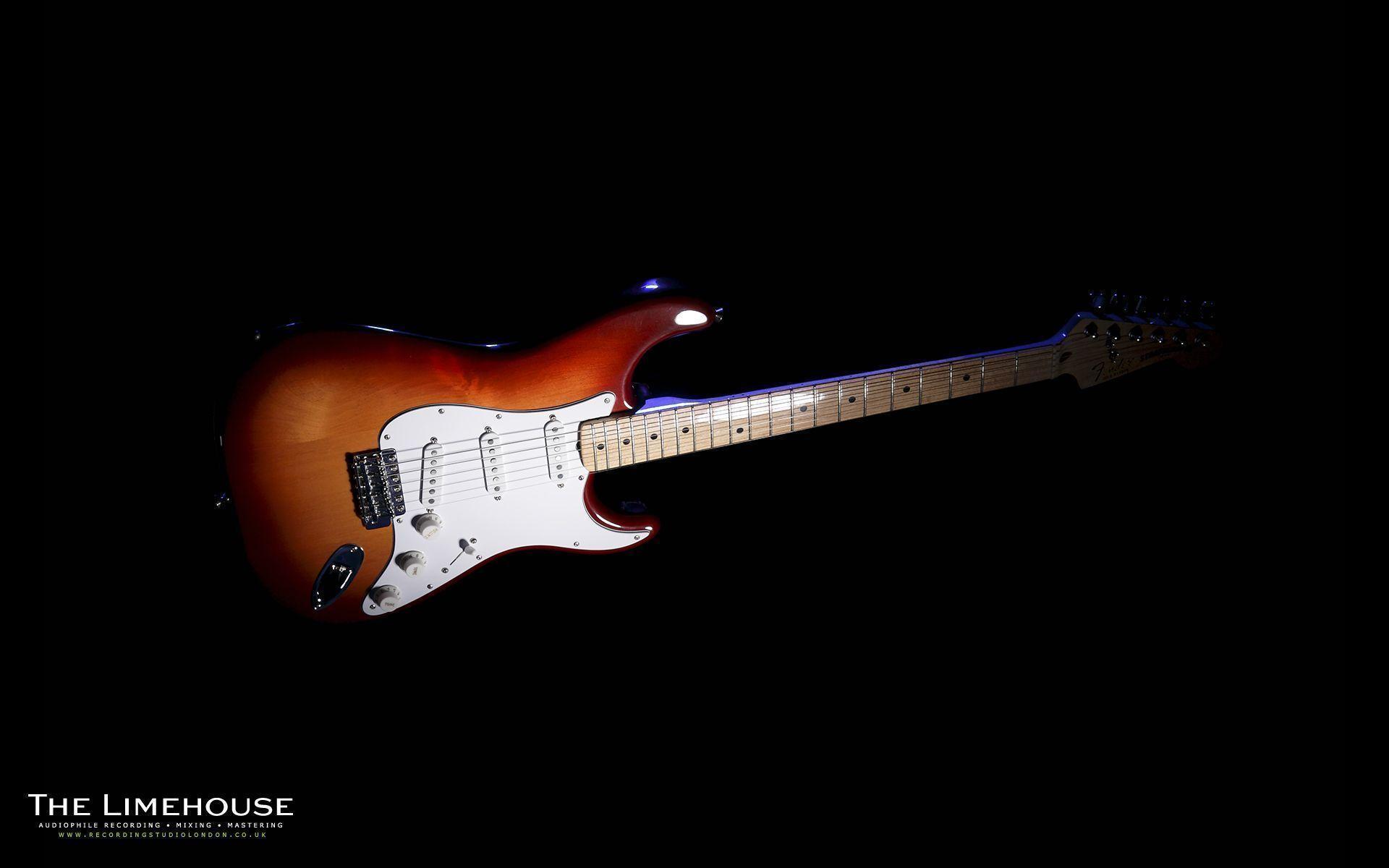guitar wallpaper widescreen - photo #13
