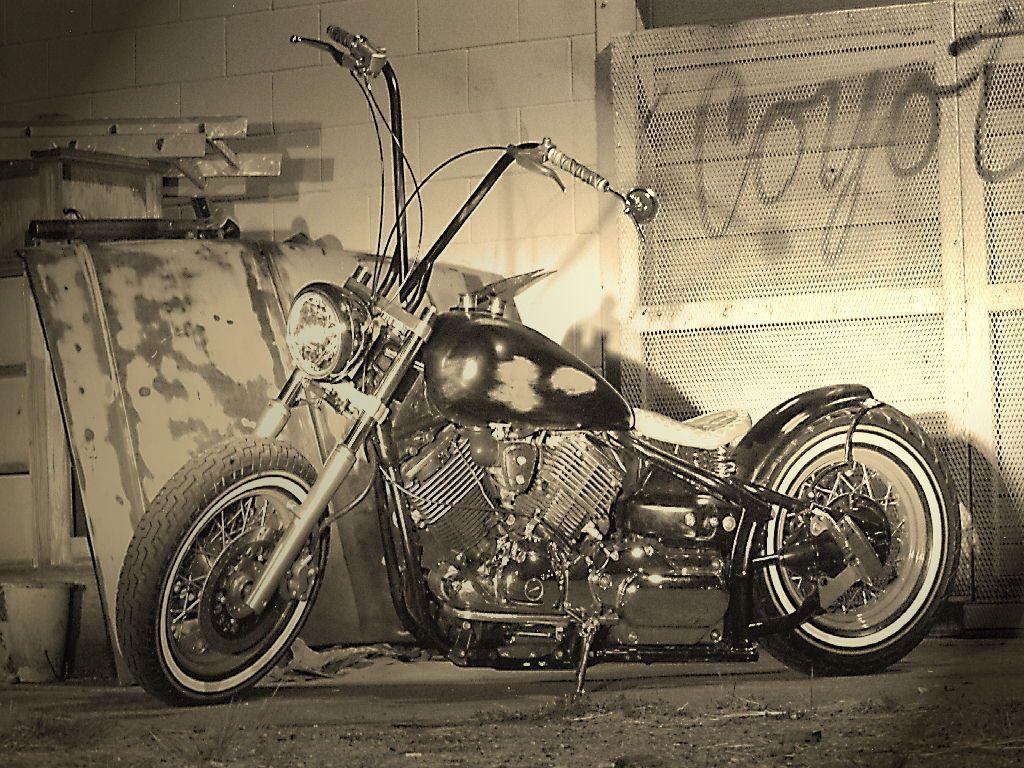 vintage chopper wallpaper - photo #18
