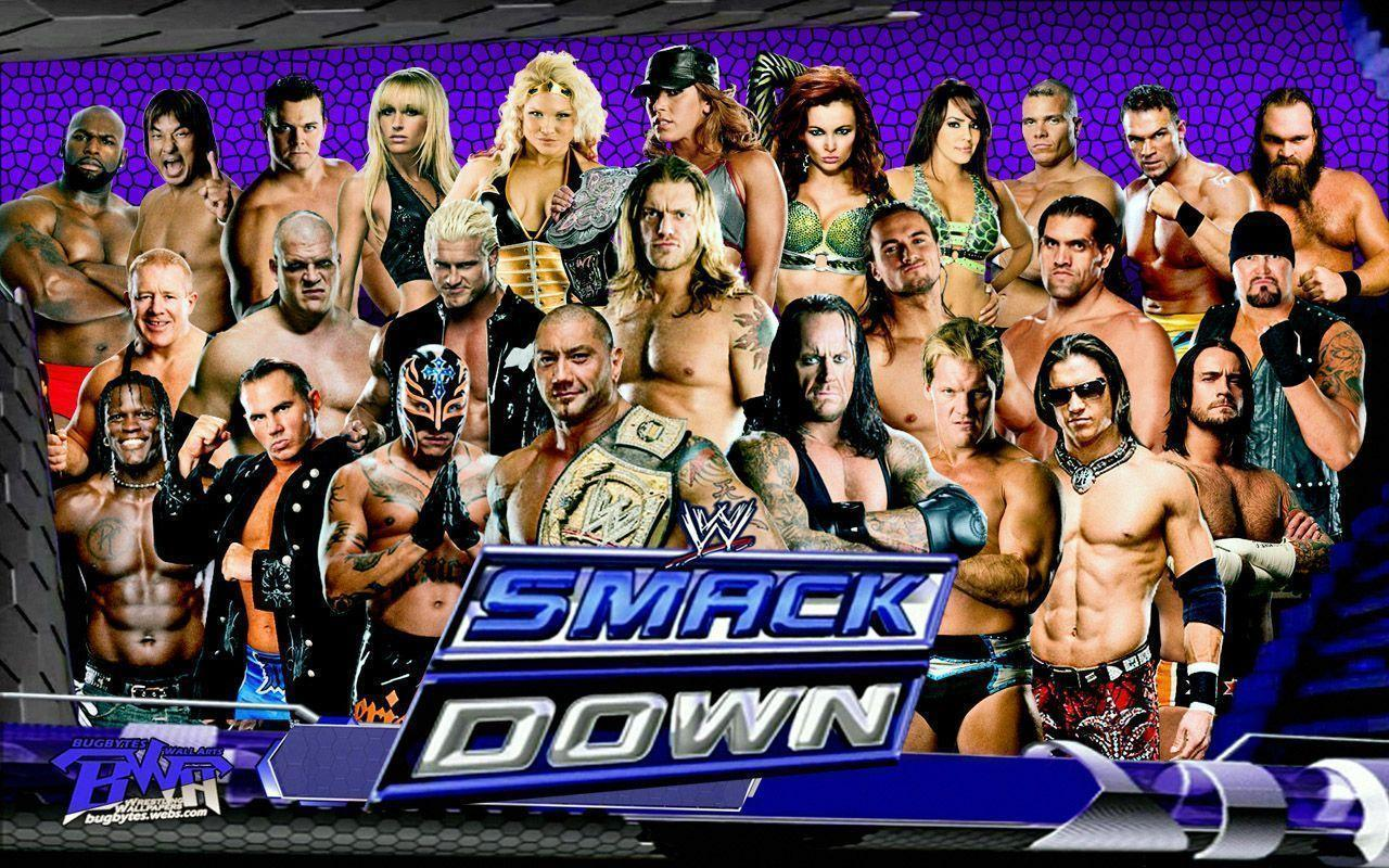 Images Of Wwe Smackdown Wallpapers