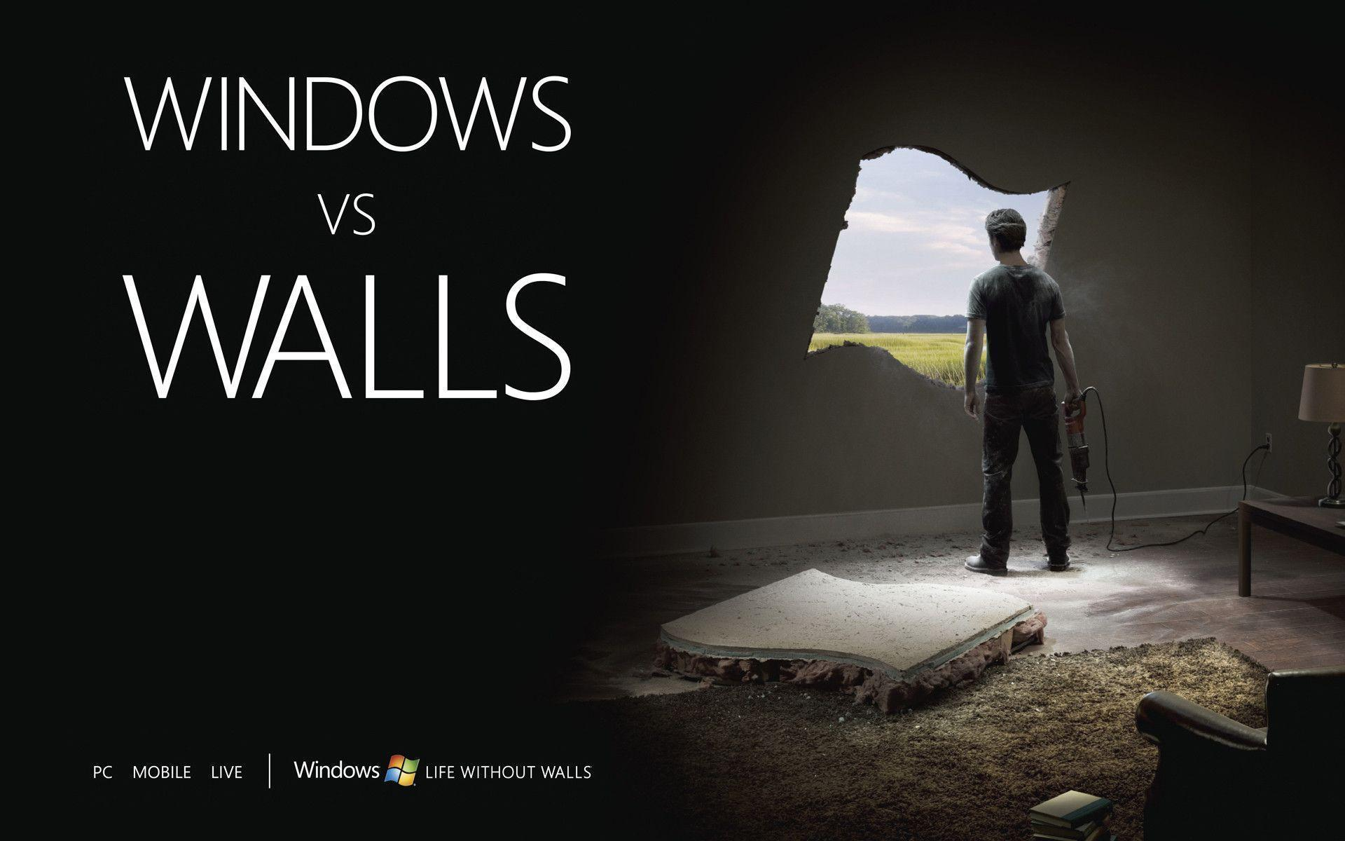 Image For > Apple Vs Windows Wallpapers