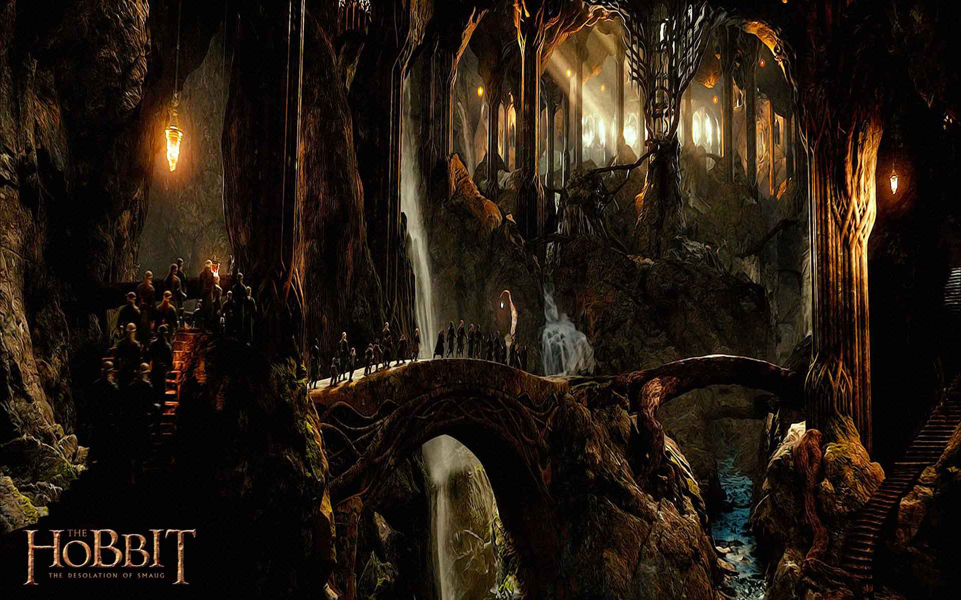 30+ The Hobbit: Desolation of Smaug Wallpapers & Backgrounds