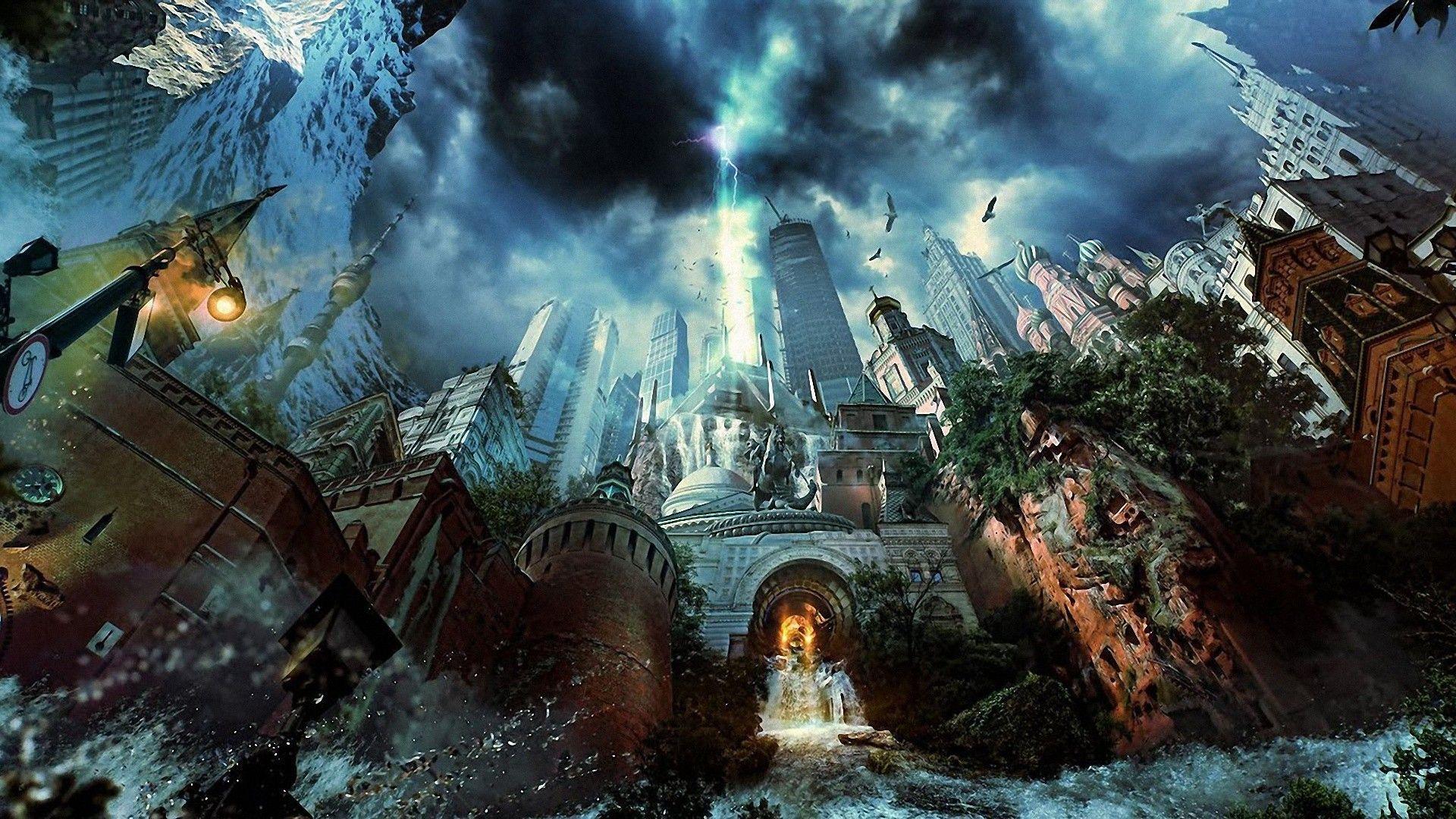 Fantasy Wallpapers 1080p - Wallpaper Cave