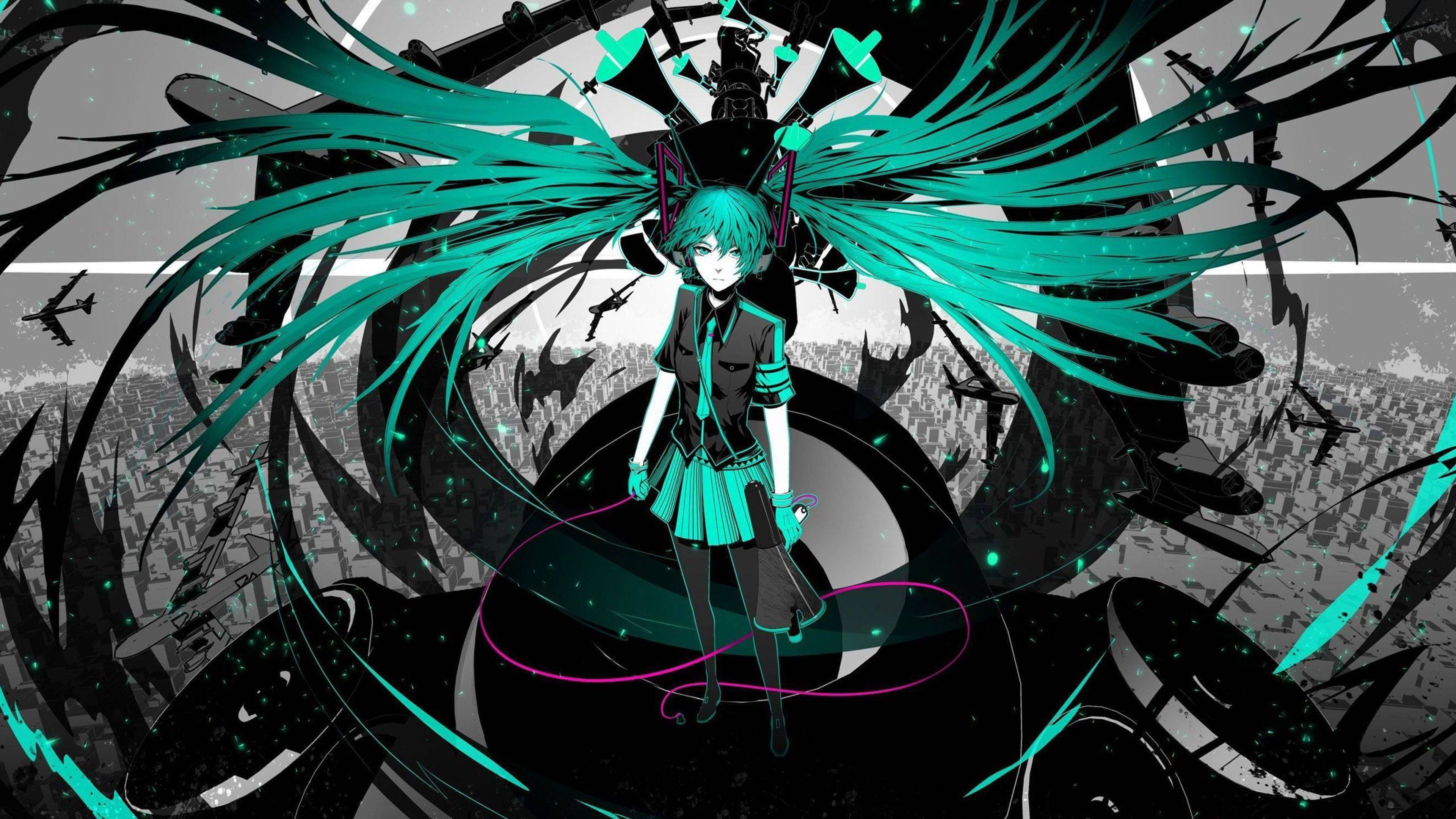 Vocaloid Wallpapers - Wallpaper Cave Wallpaper