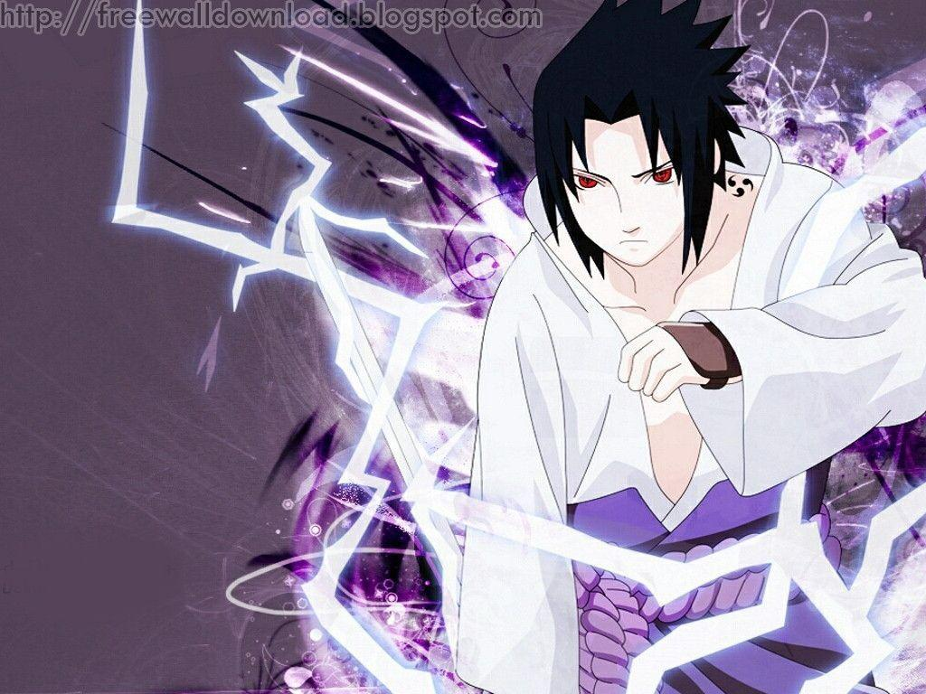 Free Wallpapers Download: Uchiha Sasuke Naruto Shippuden Wallpapers