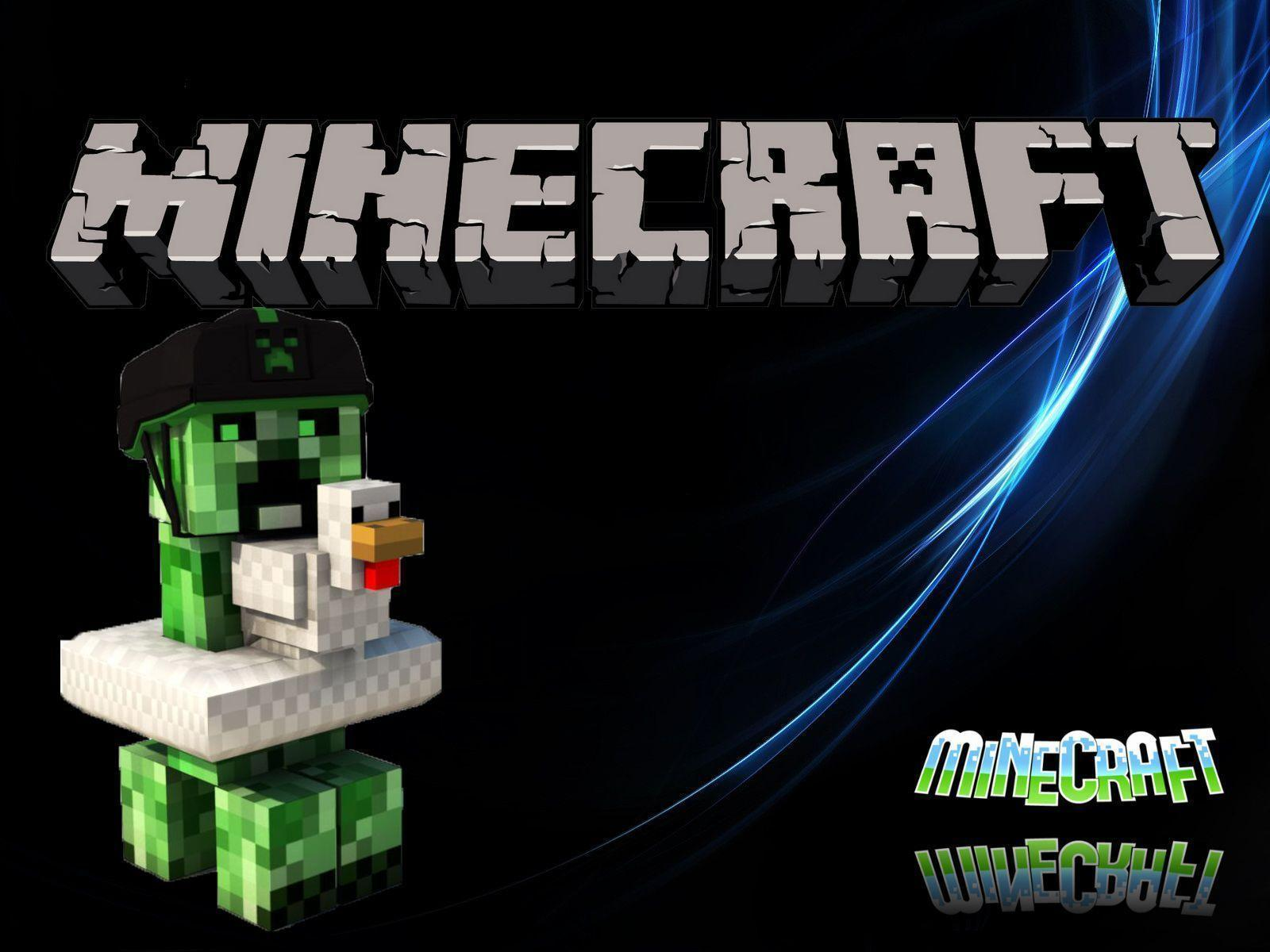 More awesome minecraft wallpapers
