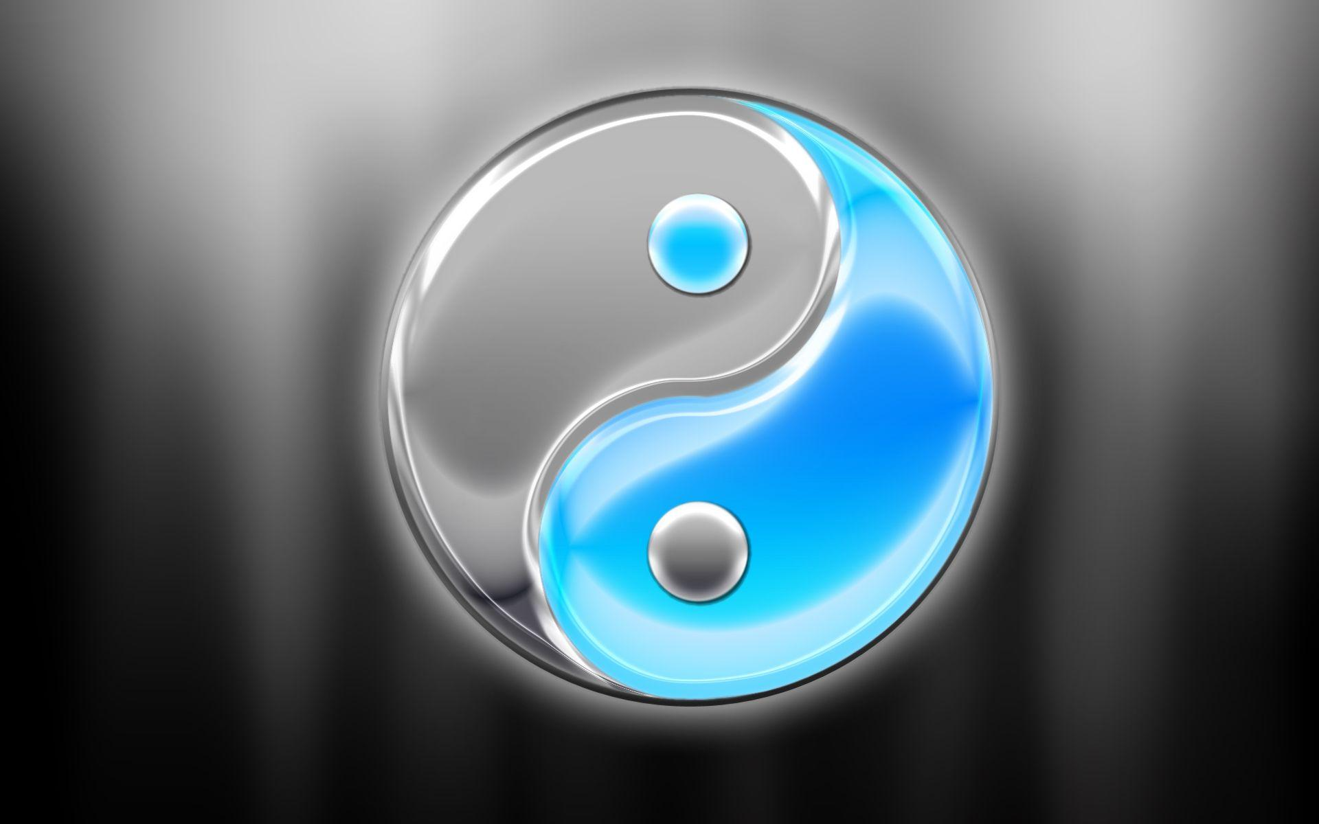 3D YinYang Art Wallpapers 19