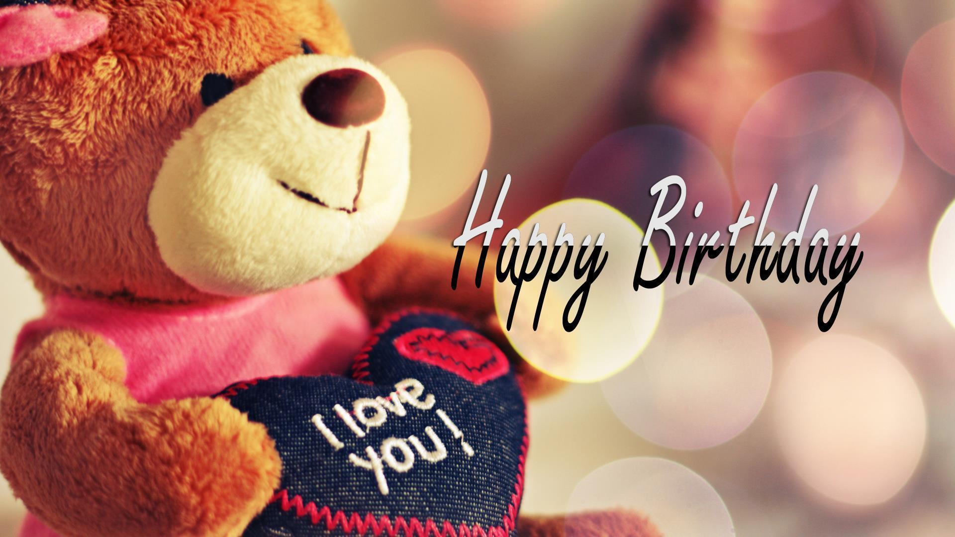 Happy birthday love hd wallpaper 1920x1080