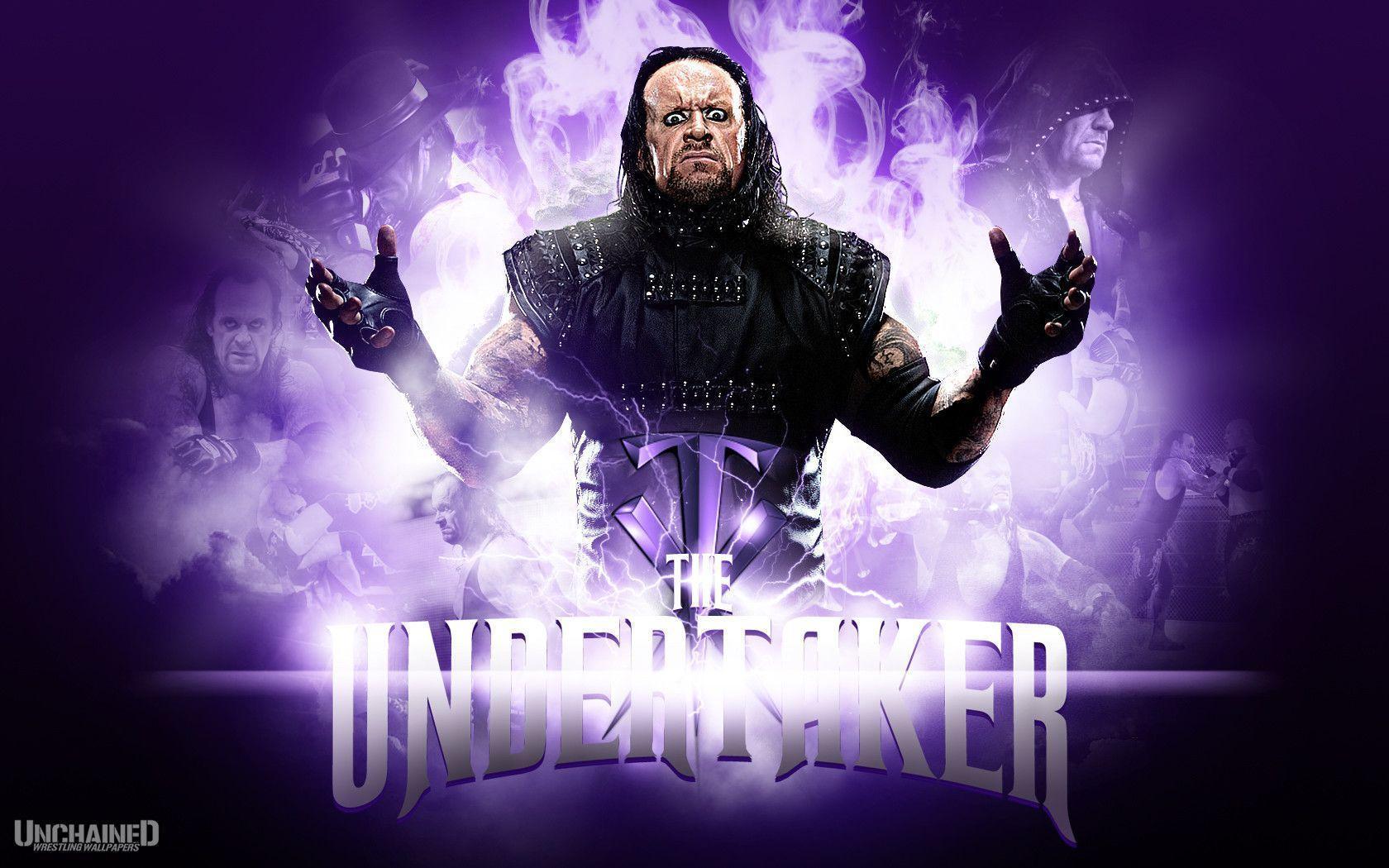 WWE Undertaker The Phenom Wallpaper Unchained