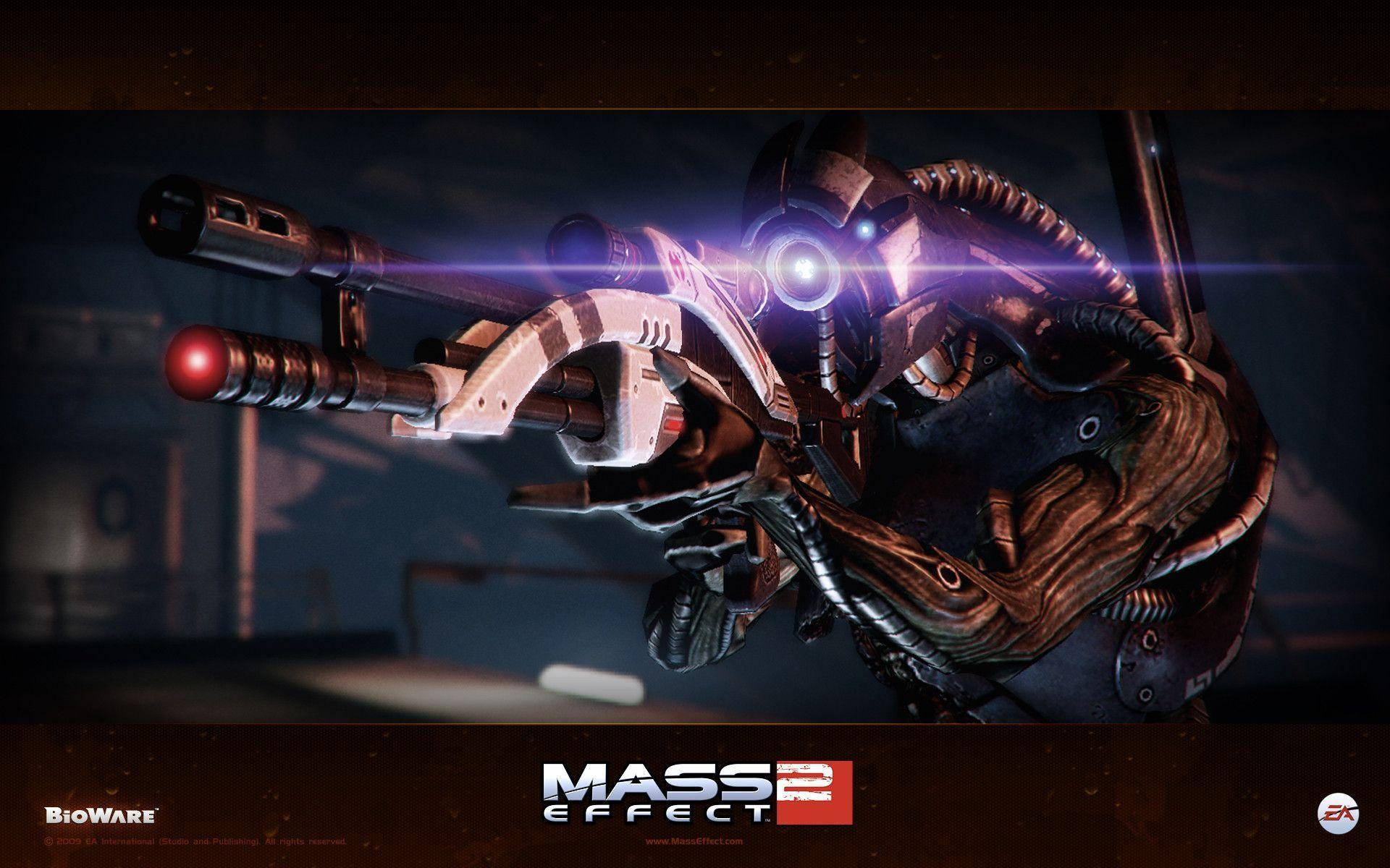 Mass Effect 2 Review Second Look