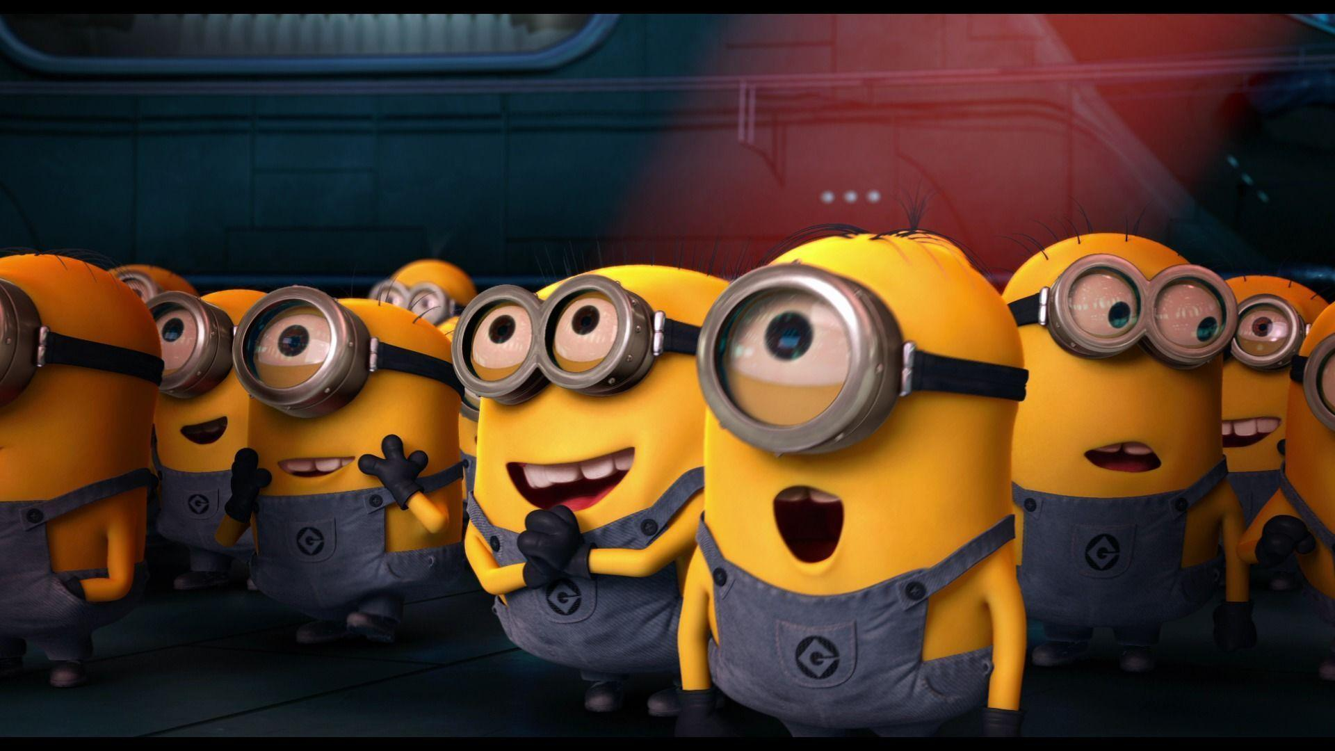 despicable me minions wallpapers - photo #5