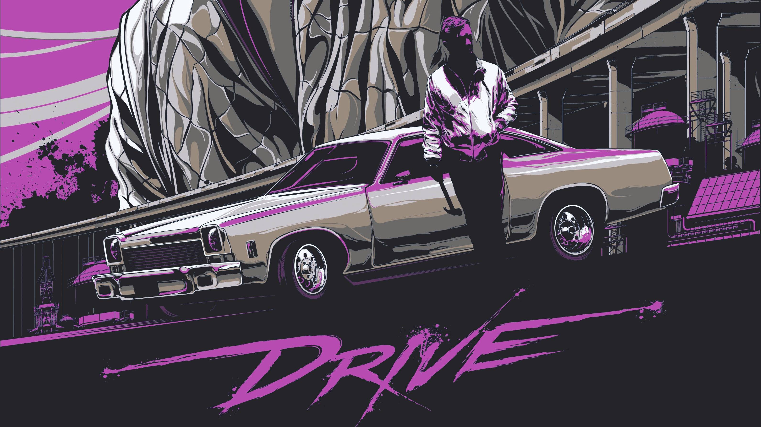 drive movie wallpaper images - photo #9