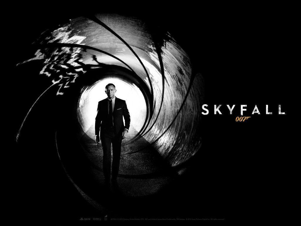 James Bond 007 Skyfall Wallpapers Pack