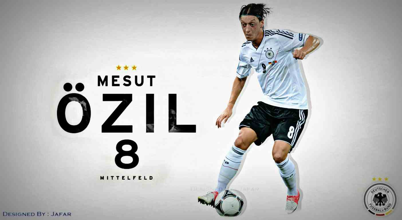 Mesut Ozil Hd Wallpapers