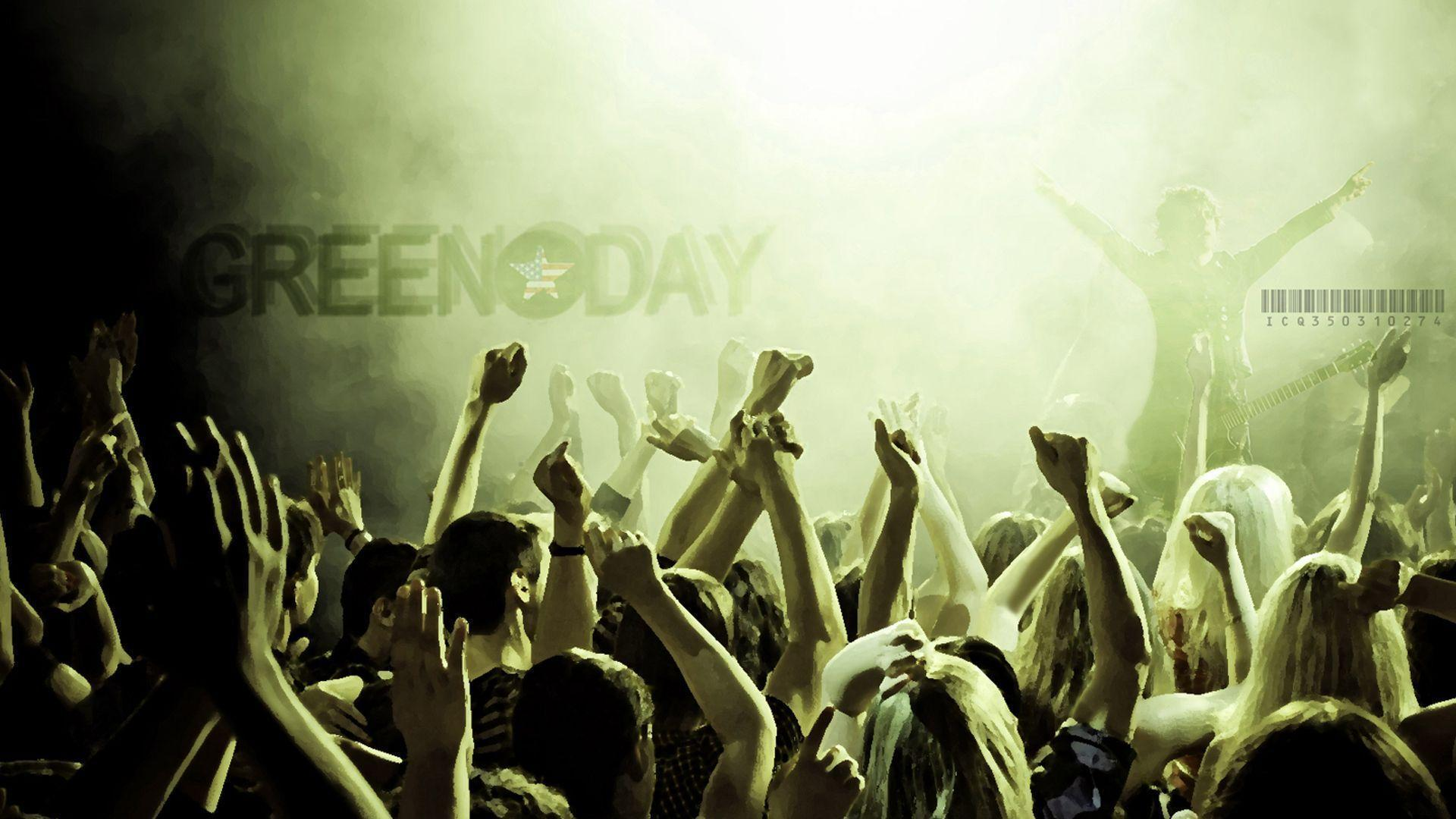 Download Music Green Day Wallpapers 1920x1080