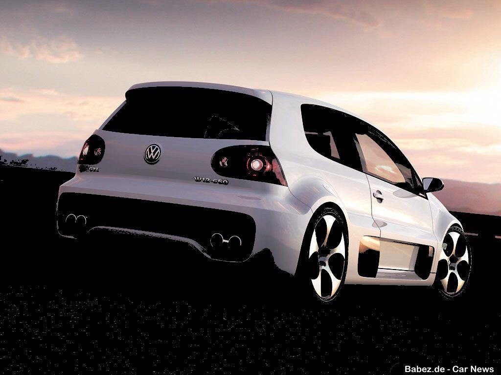 Free Volkswagen Golf GTI Desktop Wallpaper