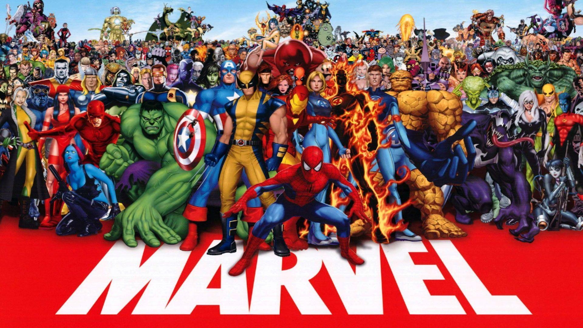 marvel characters wallpapers wallpaper cave