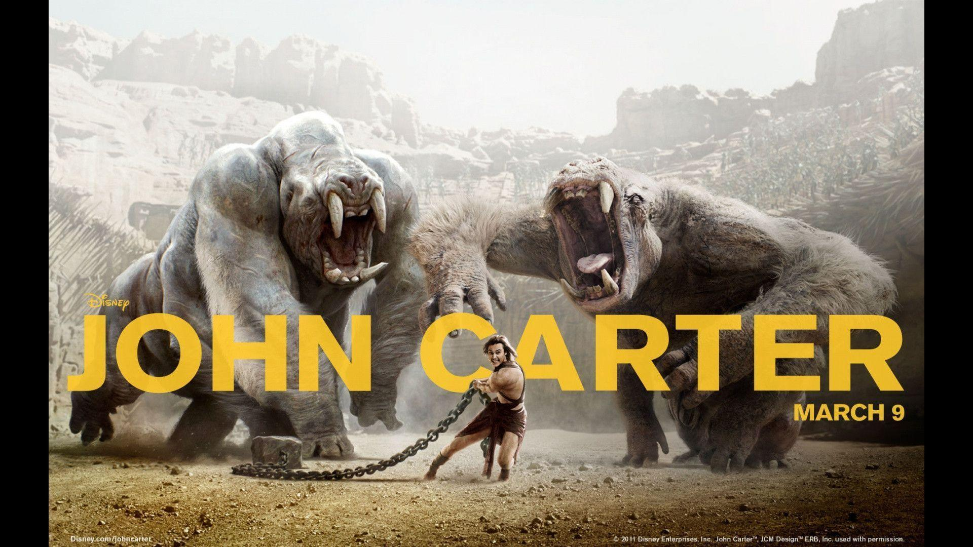 John Carter Movie Hd Wallpapers 1080p