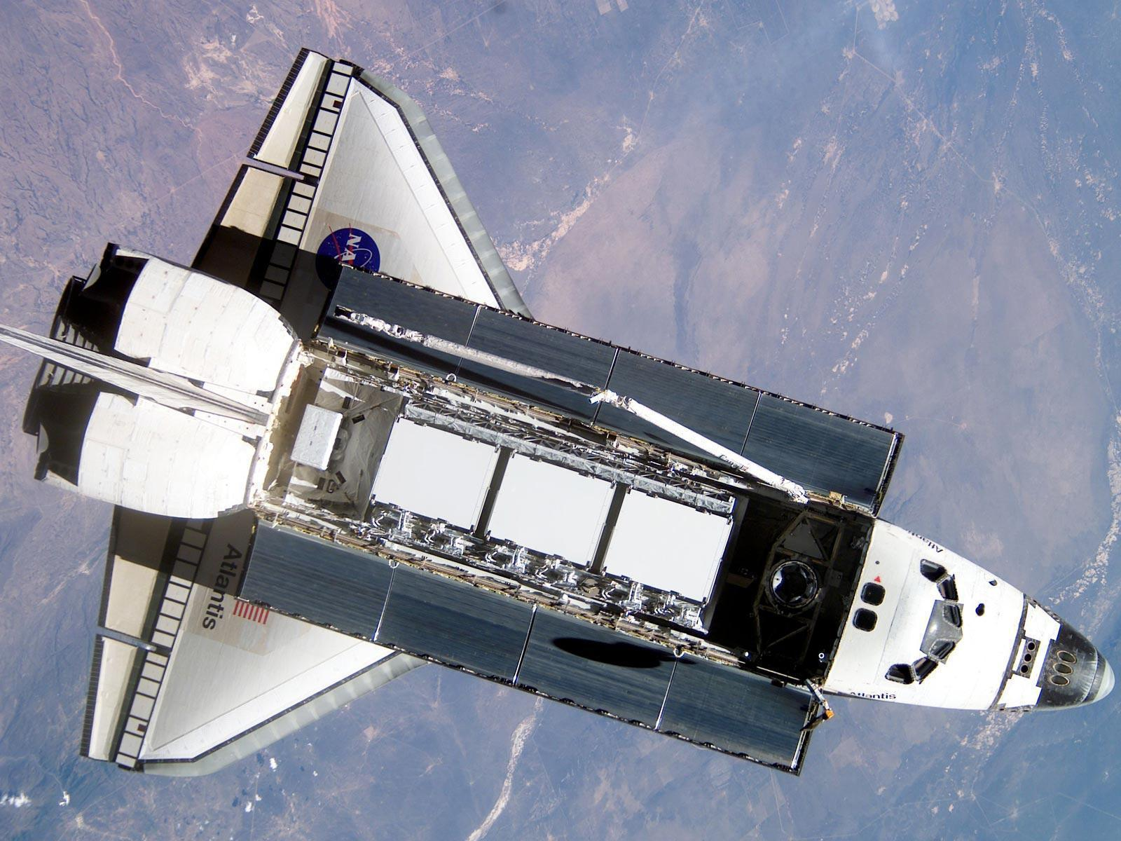 Space Shuttle Desktop Wallpapers - Wallpaper Cave