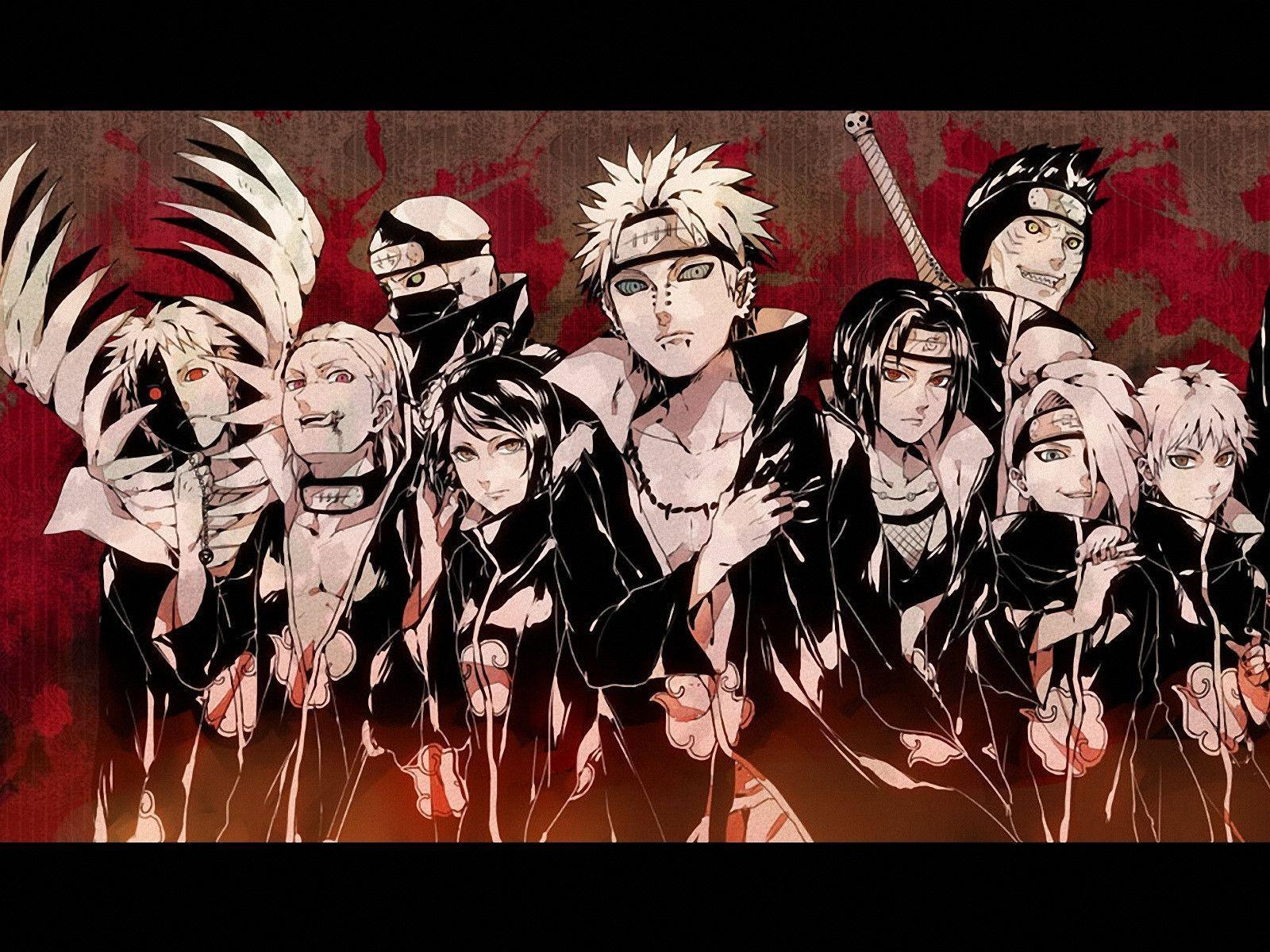 Naruto Wallpapers Free 25986 Dekstop HD Wallpapers