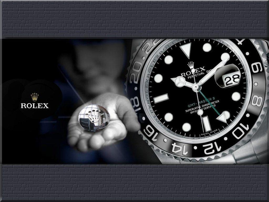 Logos For > Rolex Logo Wallpapers