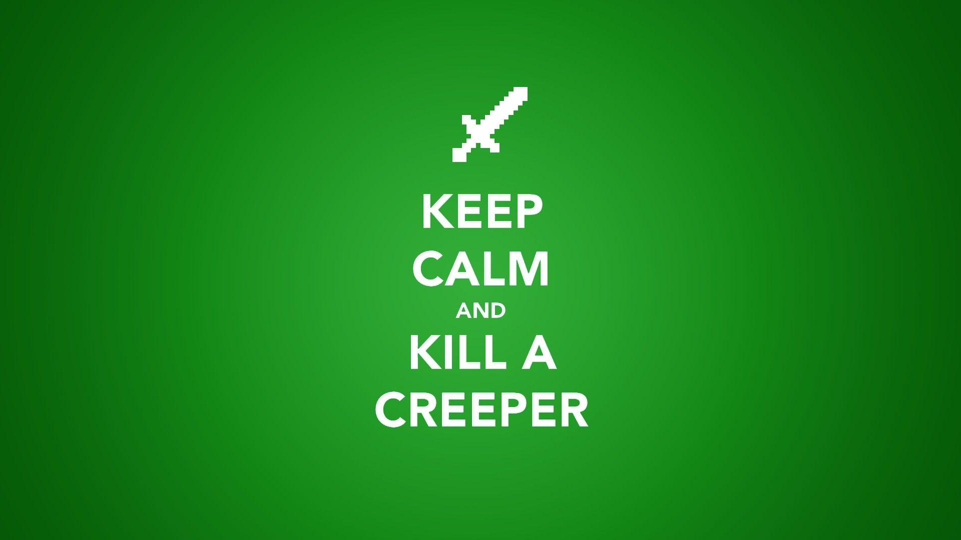 Keep Calm Minecraft Quotes Backgrounds HD Wallpapers Keep Calm