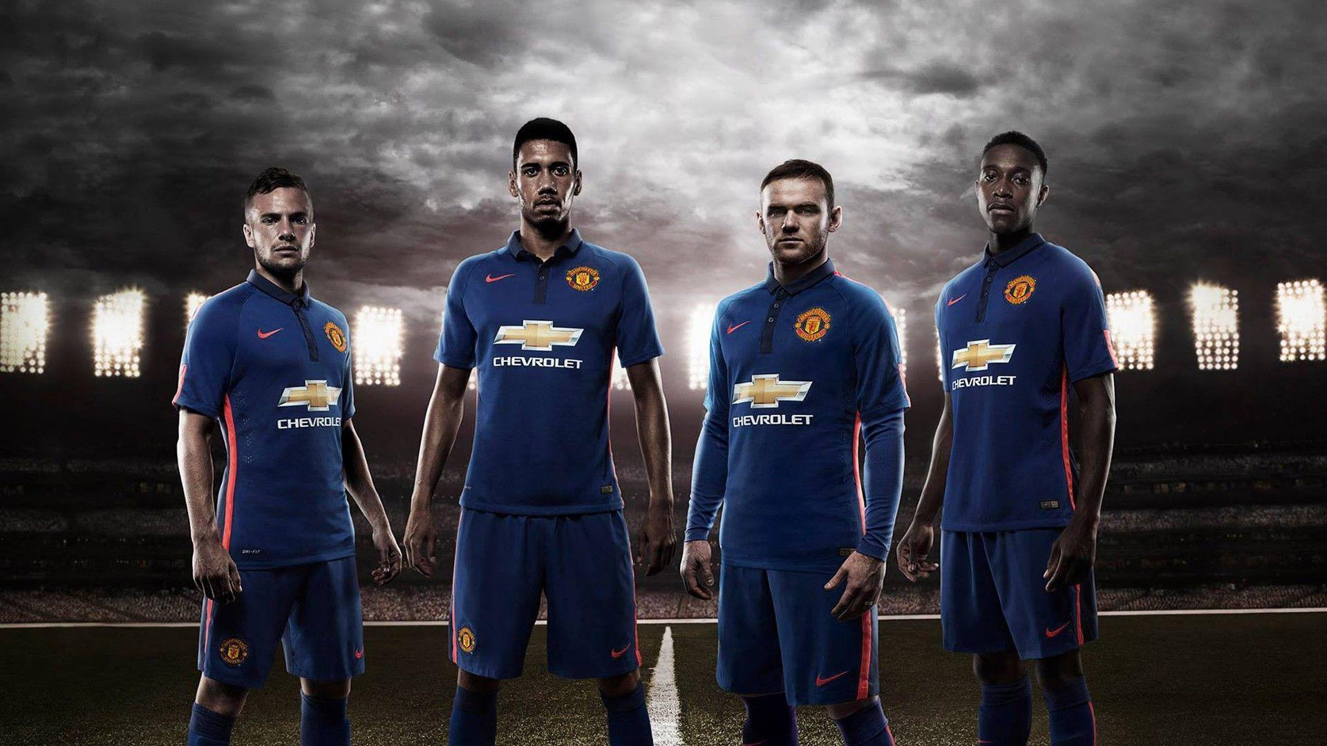 Manchester United HD Wallpapers 2015 Wallpaper Cave