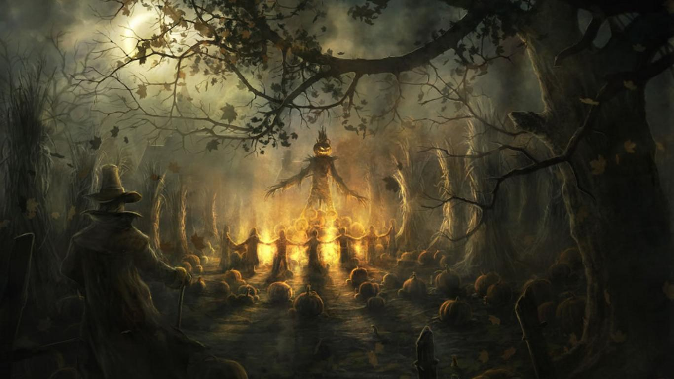 Scarecrow Wallpapers - Wallpaper Cave