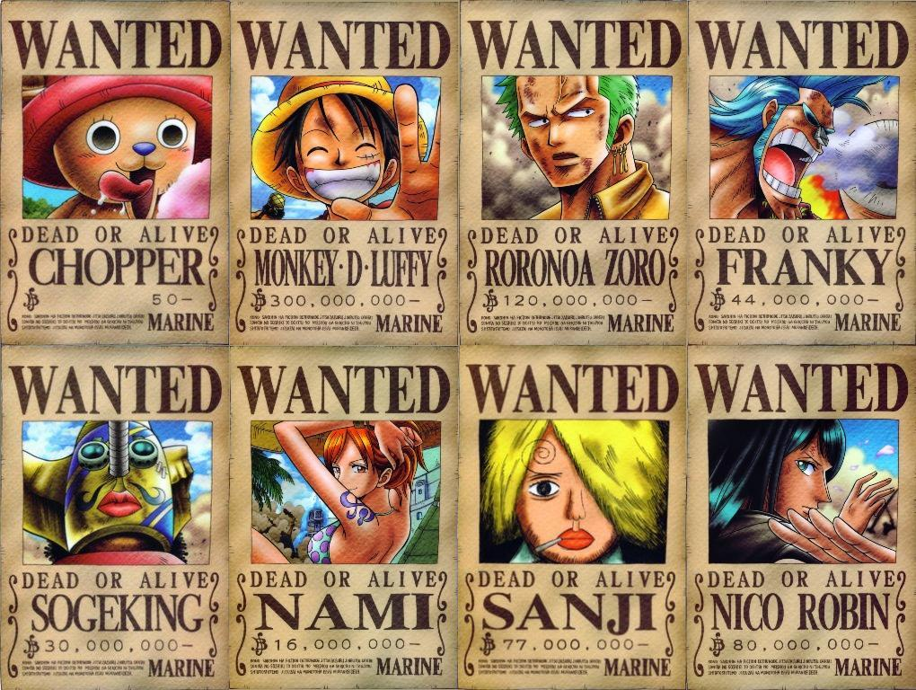 one piece wallpapers wanted - photo #1