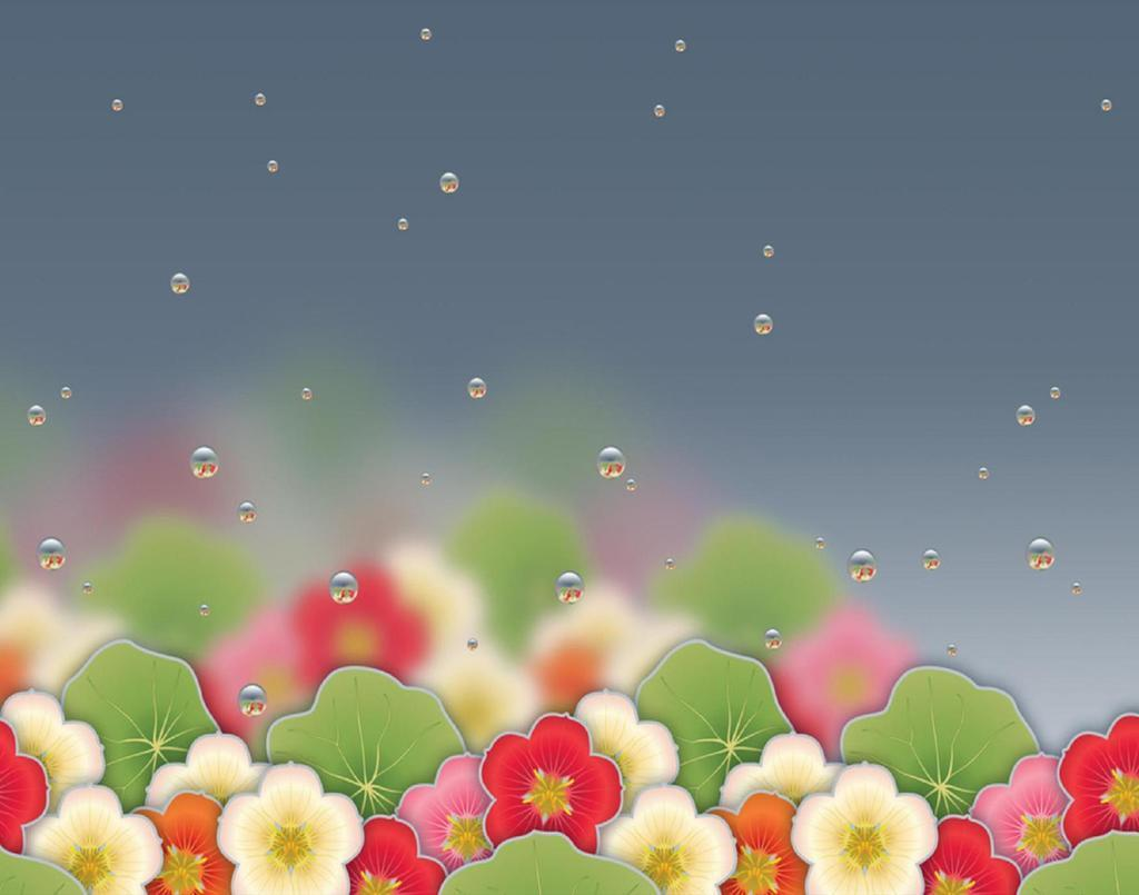 raindrops backgrounds