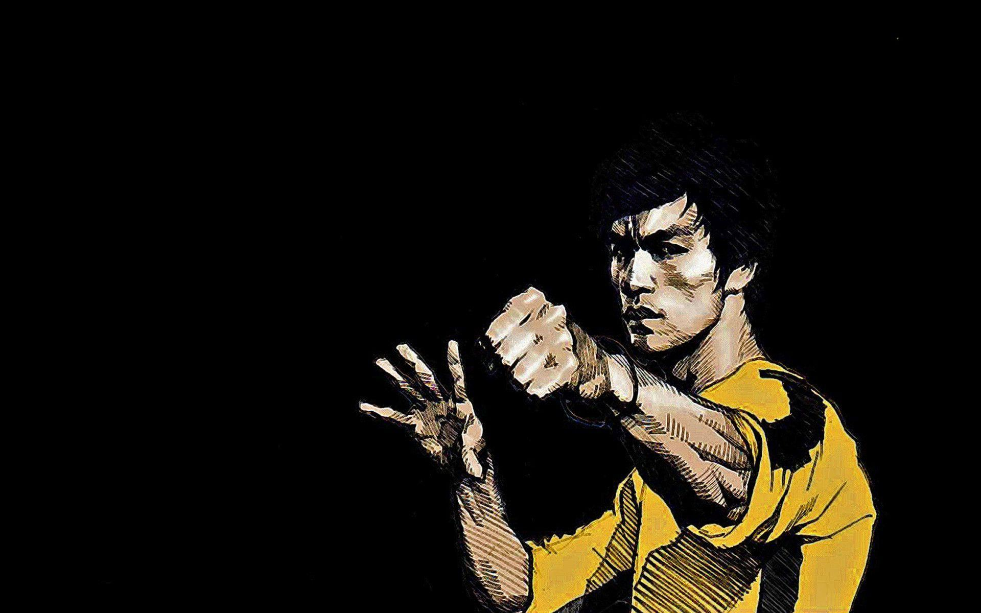 Fonds d&Bruce Lee : tous les wallpapers Bruce Lee