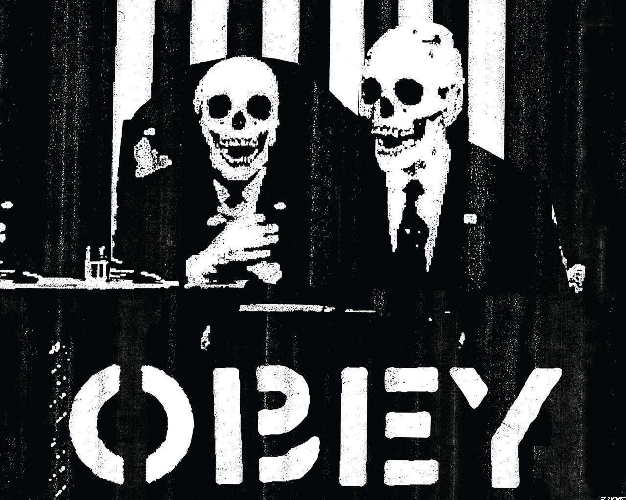 Obey Wallpapers - Wallpaper Cave