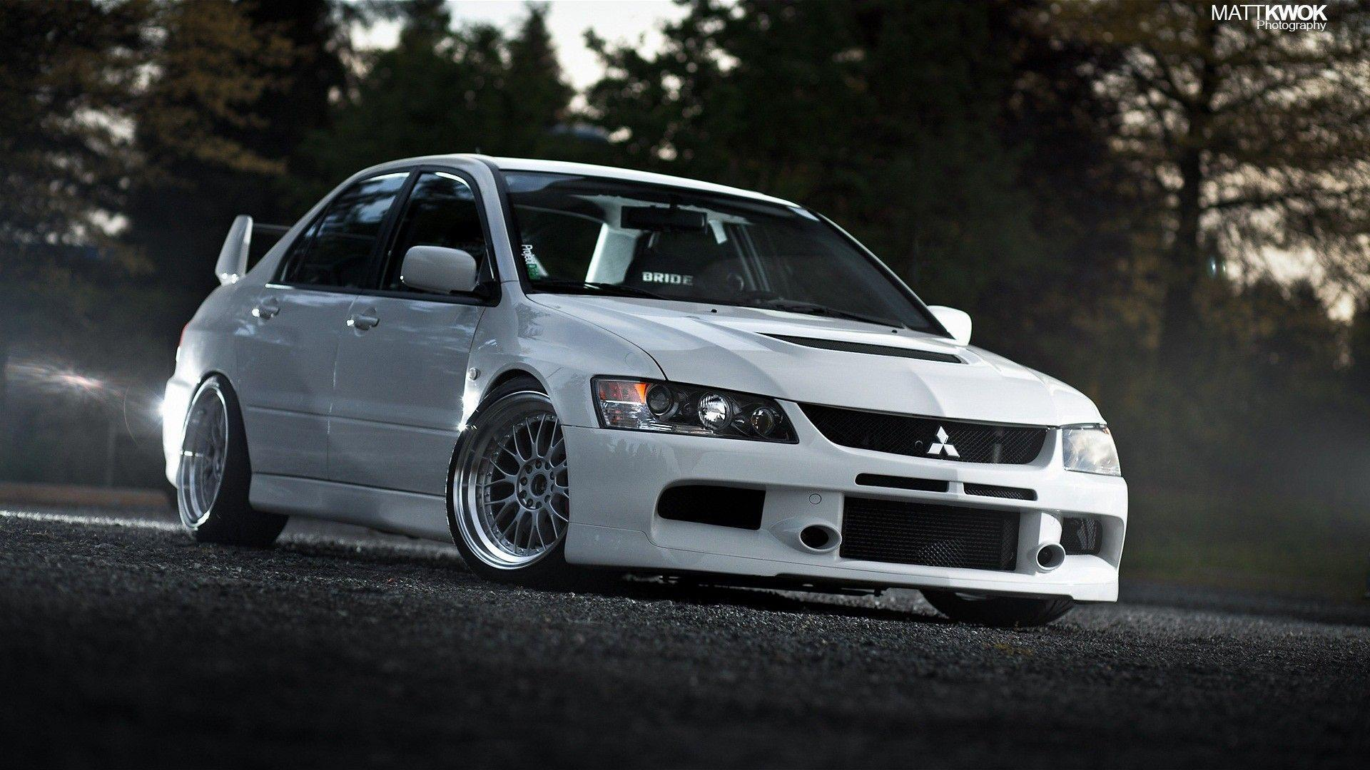 Mitsubishi Evo 8 Wallpapers Wallpaper Cave