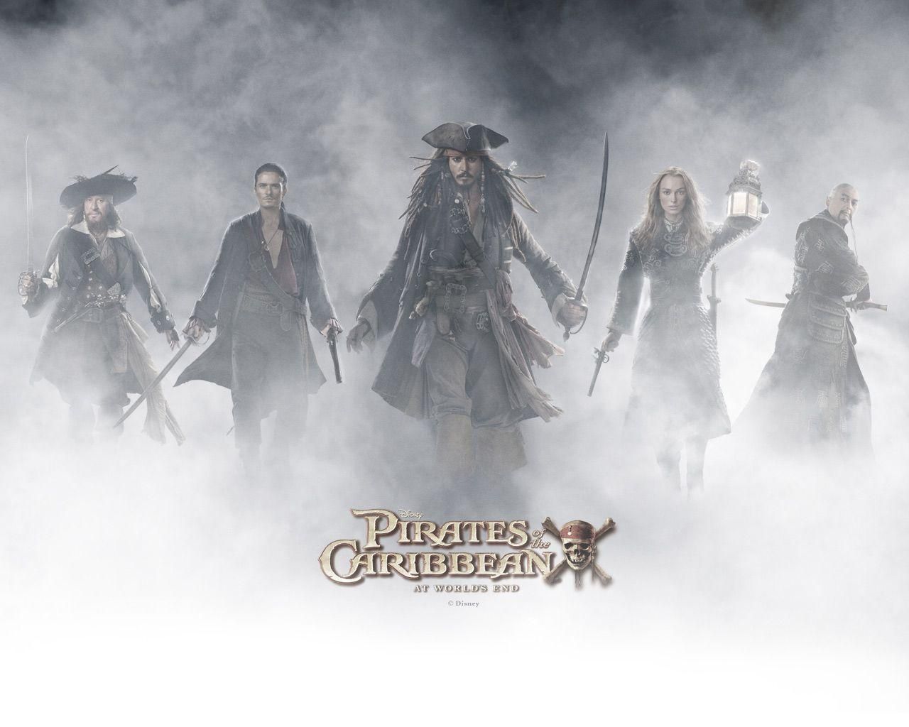 Pirates Of The Caribean Wallpaper