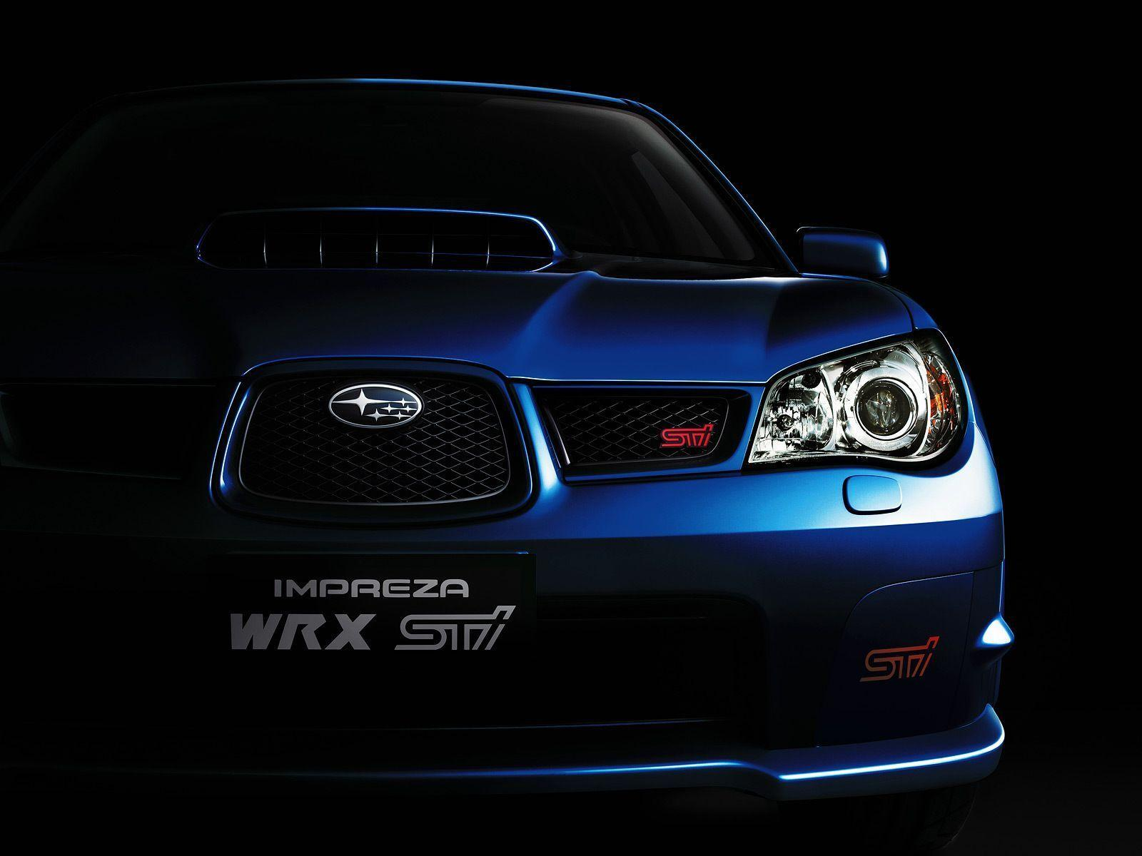 Subaru Impreza WRX STI 2006 Wallpapers - HD Wallpapers 55799