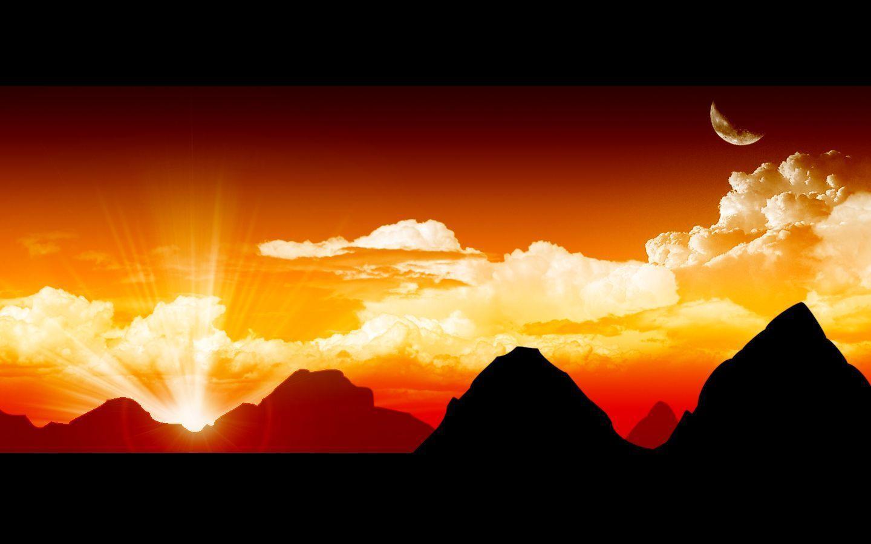 Sunrise At Machu Picchu Urbanbushido Desktop Wallpaper