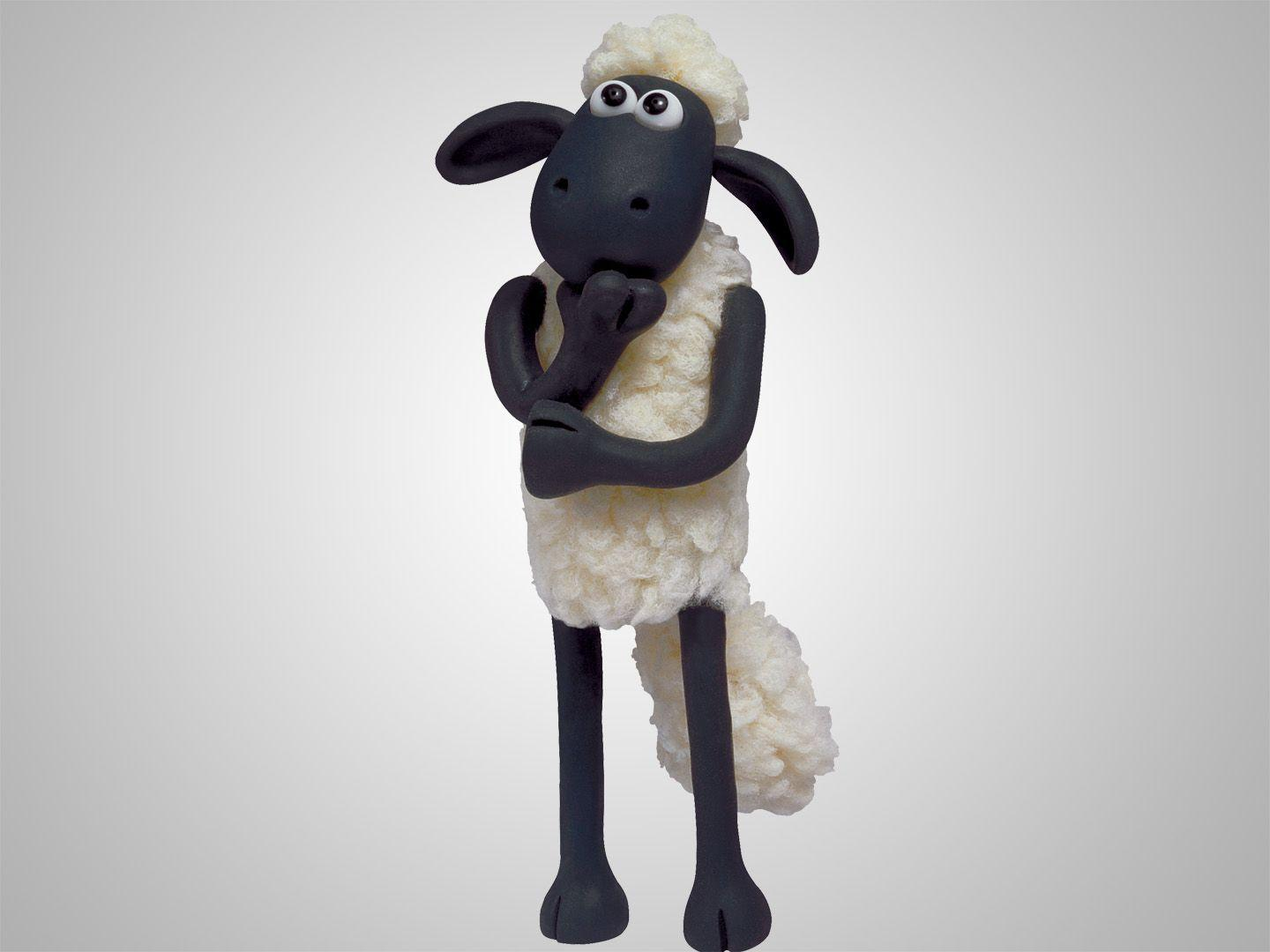 Cast Of Shaun The Sheep Wallpaper For Iphone