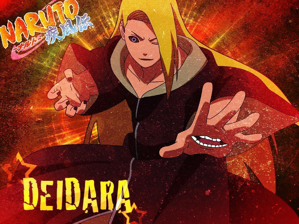 deidara wallpaper by ilacirjr - photo #20